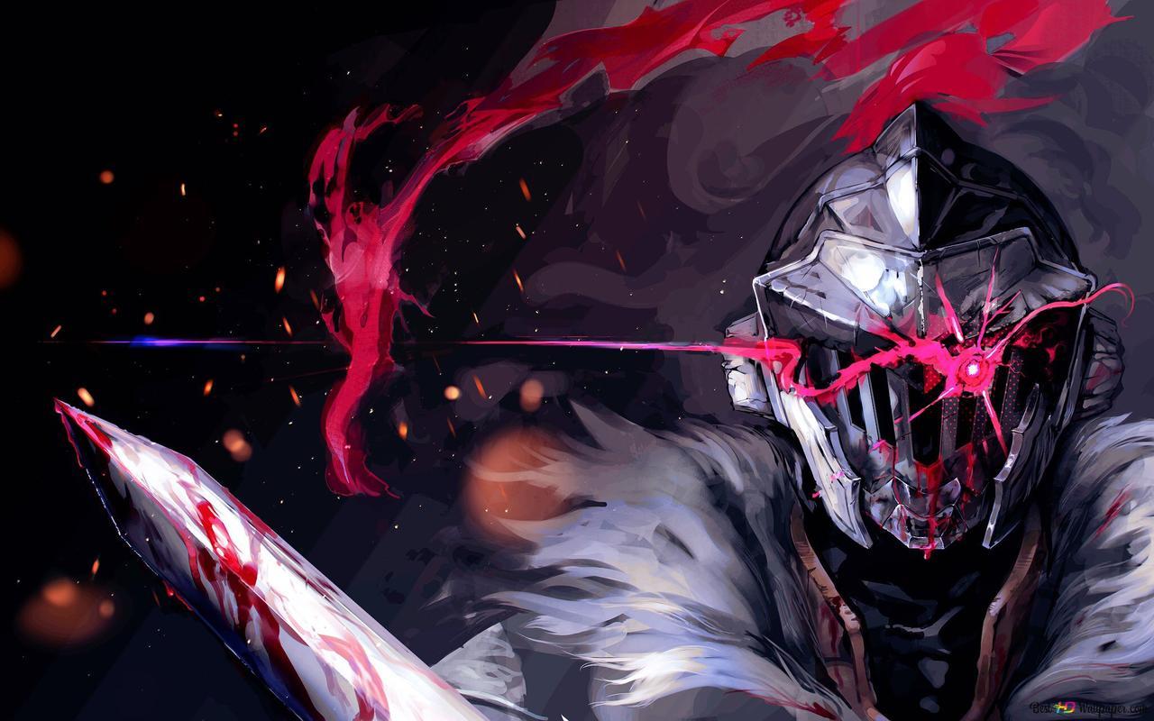Goblin Slayer Anime Hd Wallpaper Download