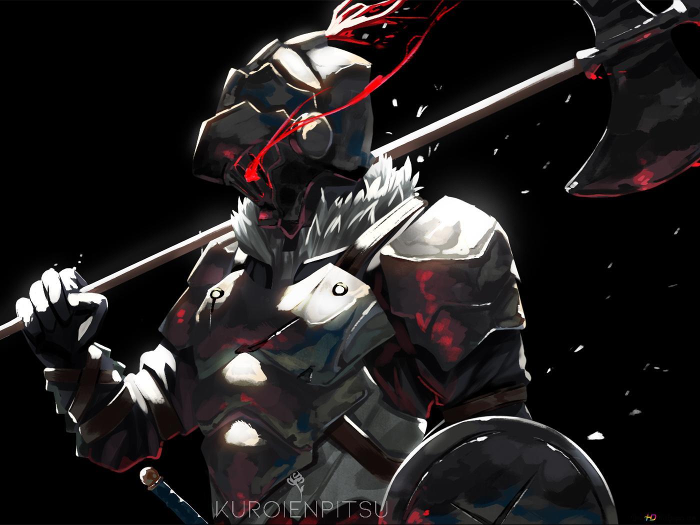 Zed Galaxy Slayer Wallpaper Hd 4k: Goblin Slayer HD Wallpaper Download
