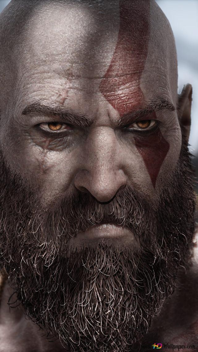 Descargar Fondo De Pantalla God Of War 4 Videojuego