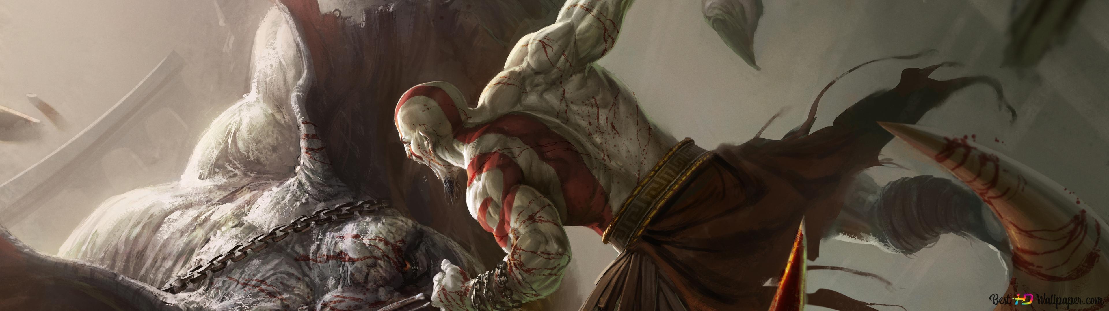Descargar Fondo De Pantalla God Of War Ascension Kratos Hd