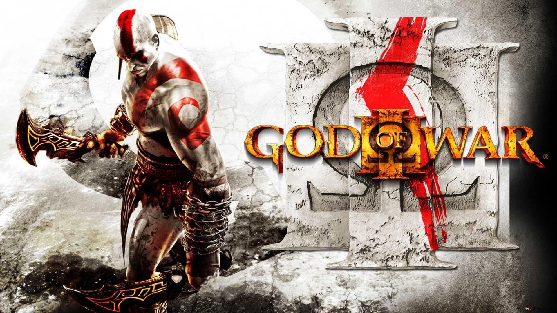 God Of War Iii Hd Hintergrundbilder Herunterladen