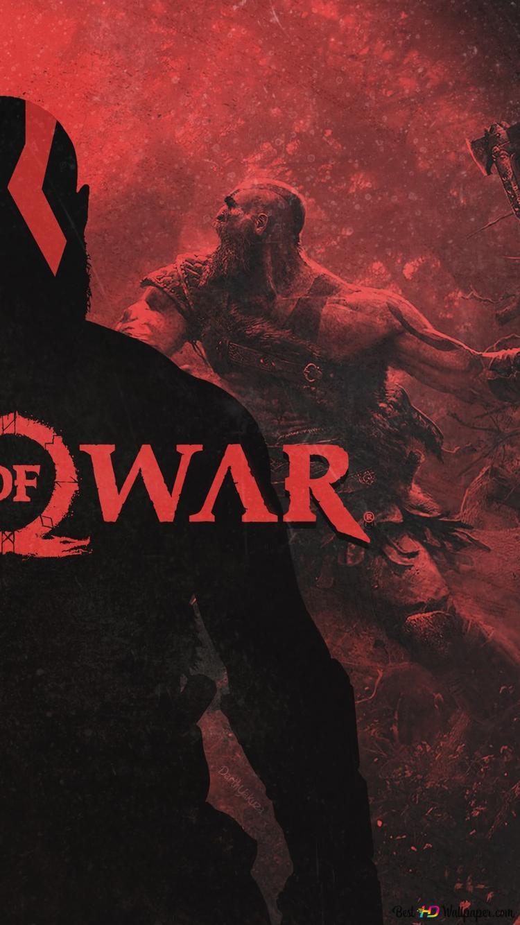 God Of War Kratos Hd Fond Décran Télécharger