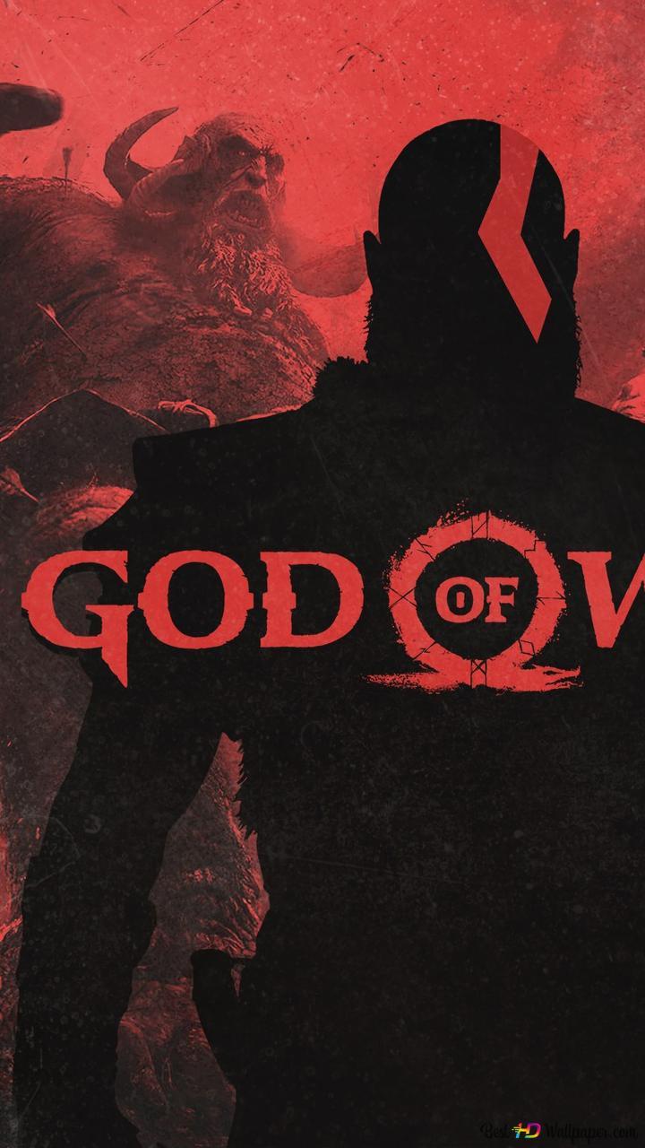 Descargar Fondo De Pantalla God Of War Kratos Hd