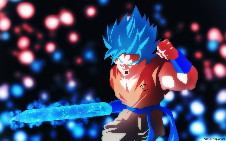 Descargar Fondo De Pantalla Goku Los Saiyans Hd