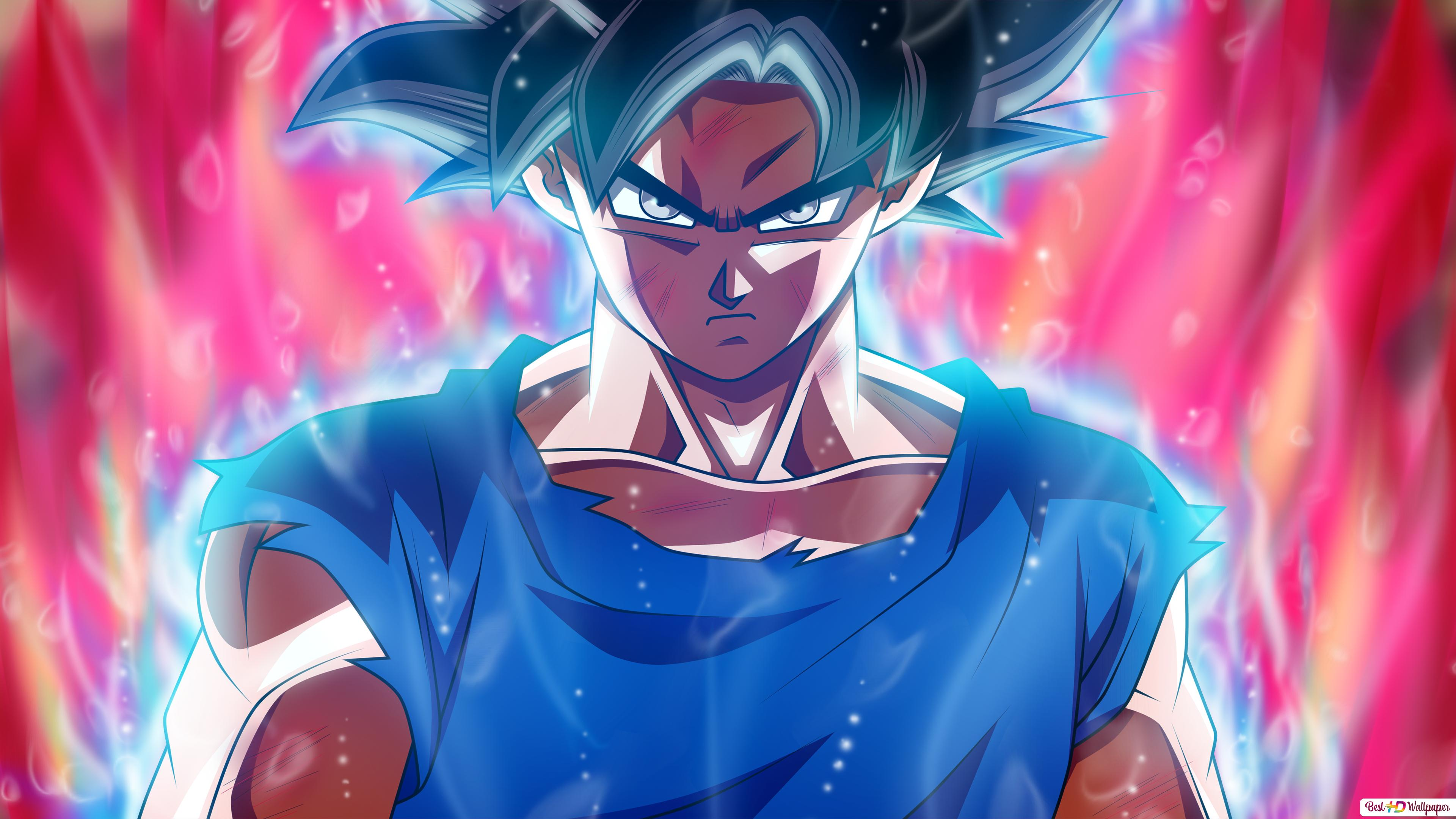 Goku Of Dragon Ball Z Hd Wallpaper Download