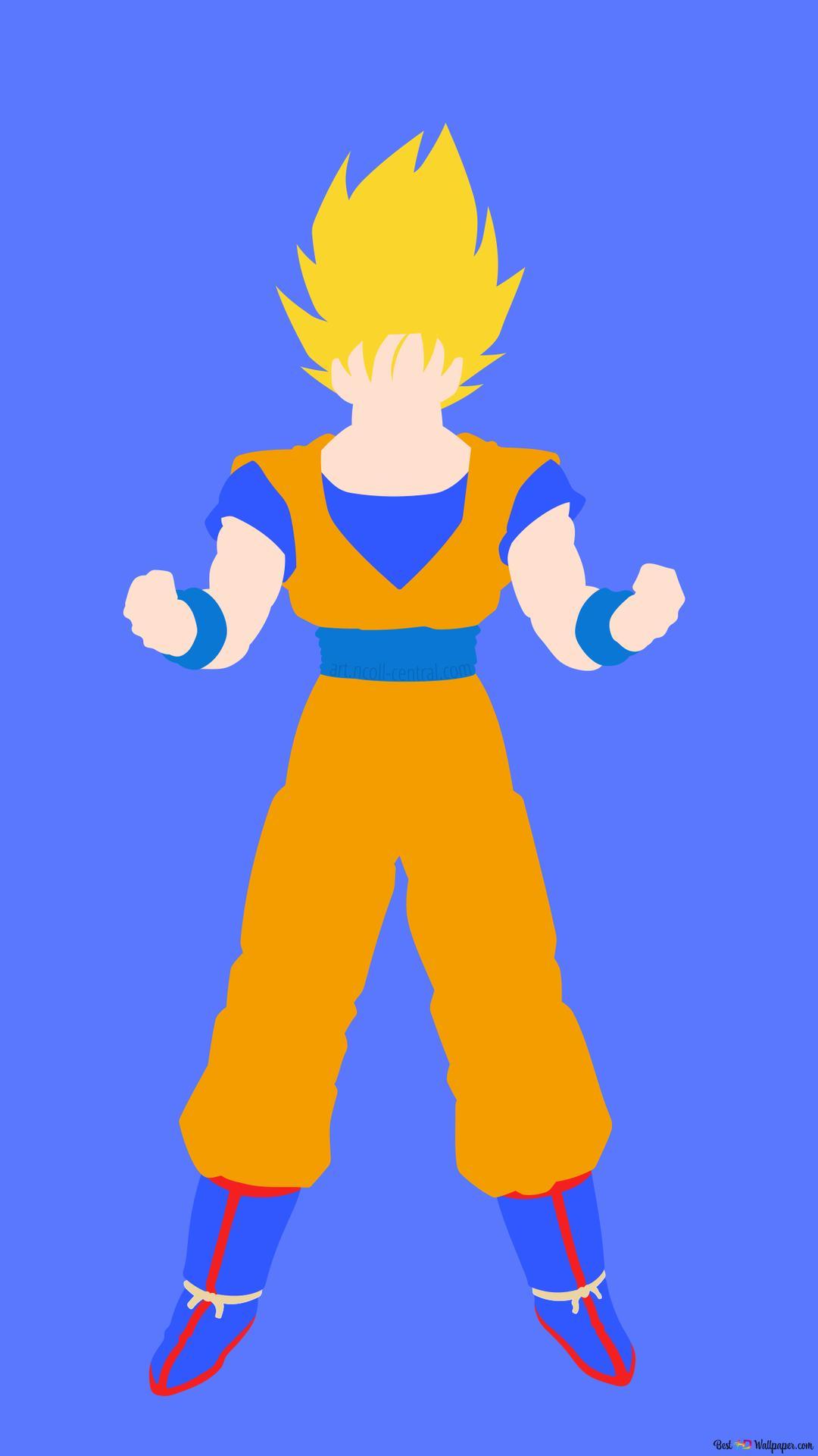 Goku The Super Saiyan Of Dragon Ball Z Hd Wallpaper Download