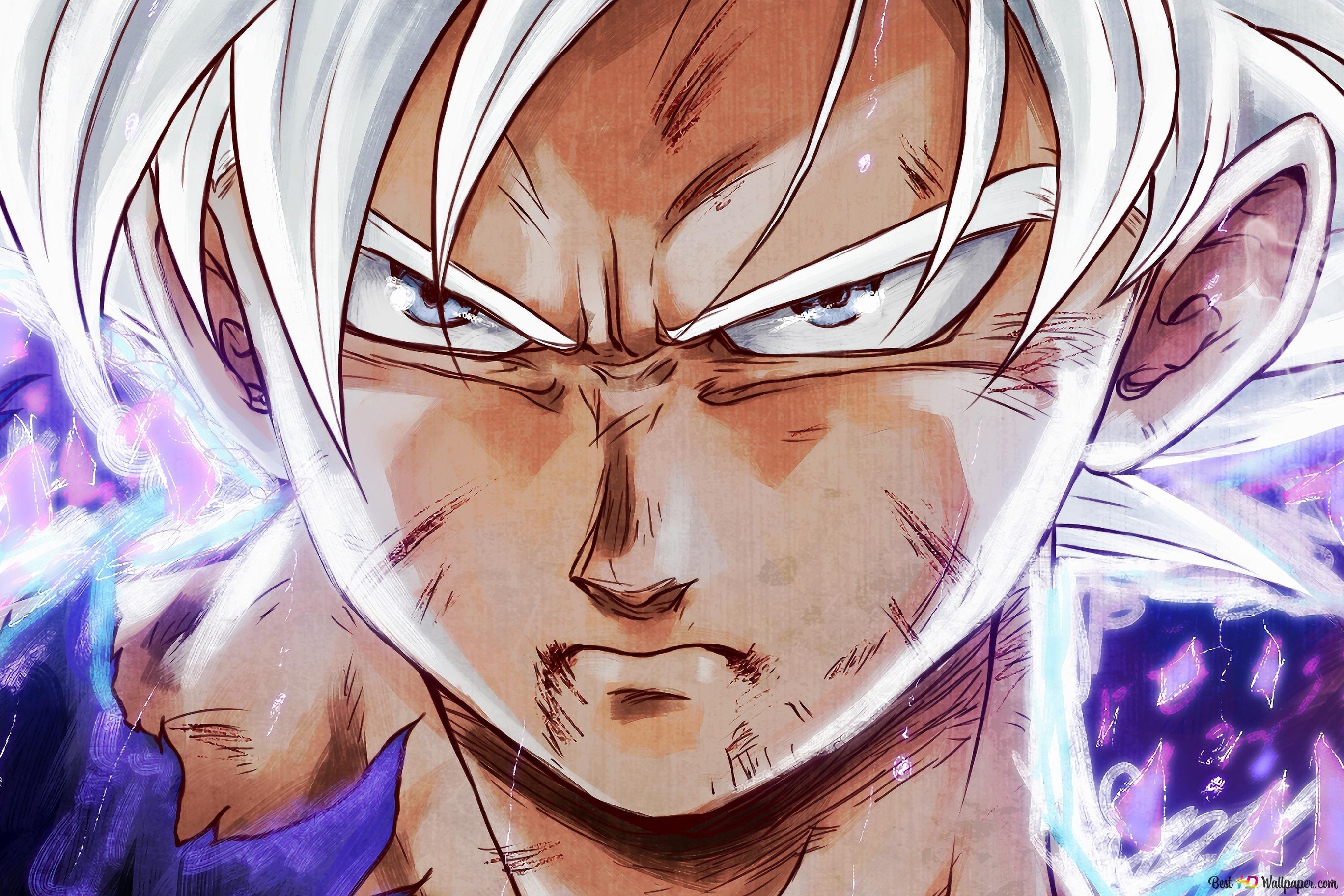 Goku Ultra Instinto Fondos De Pantalla Wallpaper: Descargar Fondo De Pantalla Goku