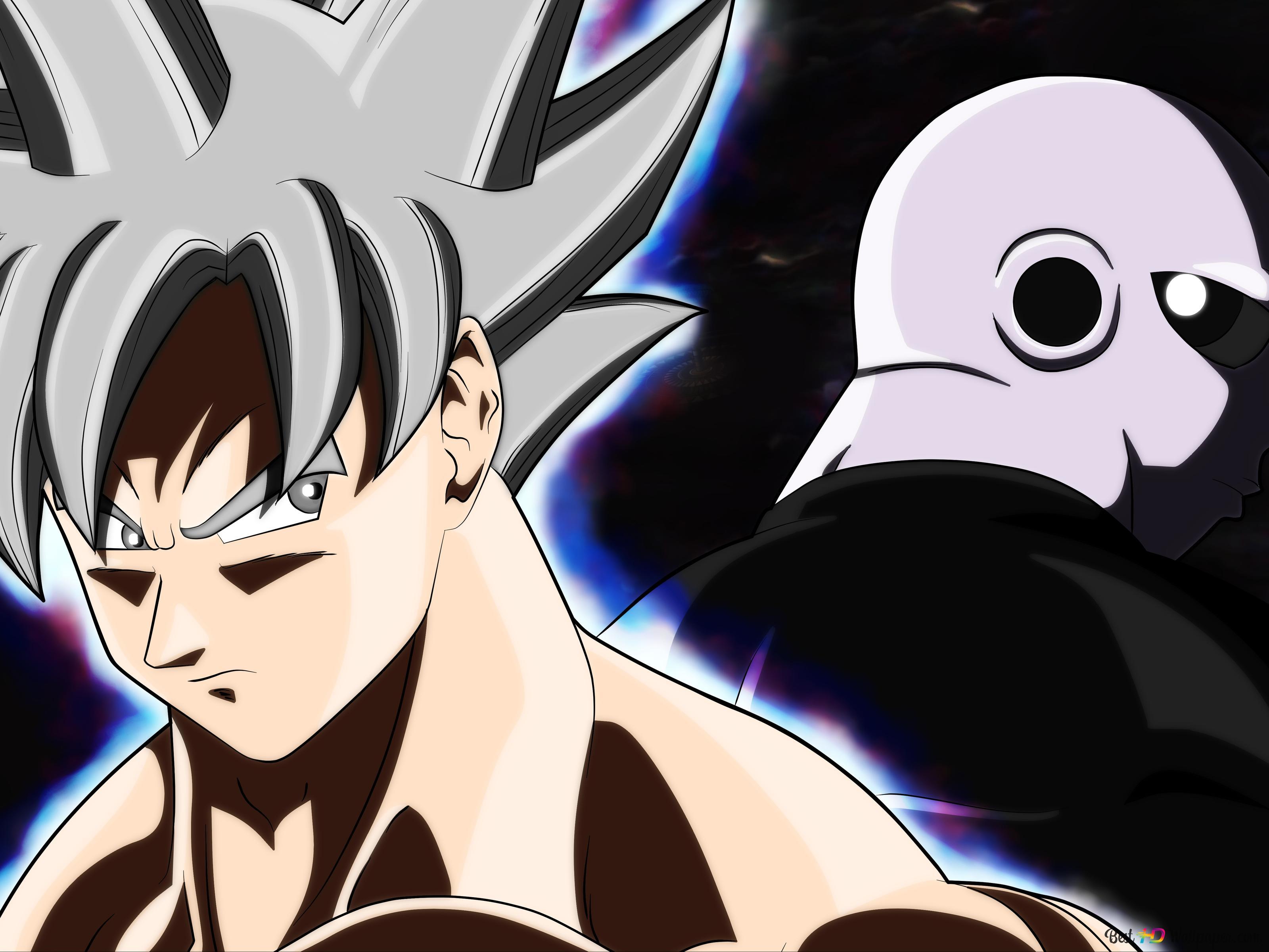 Descargar Fondo De Pantalla Goku Vs Jiren Hd