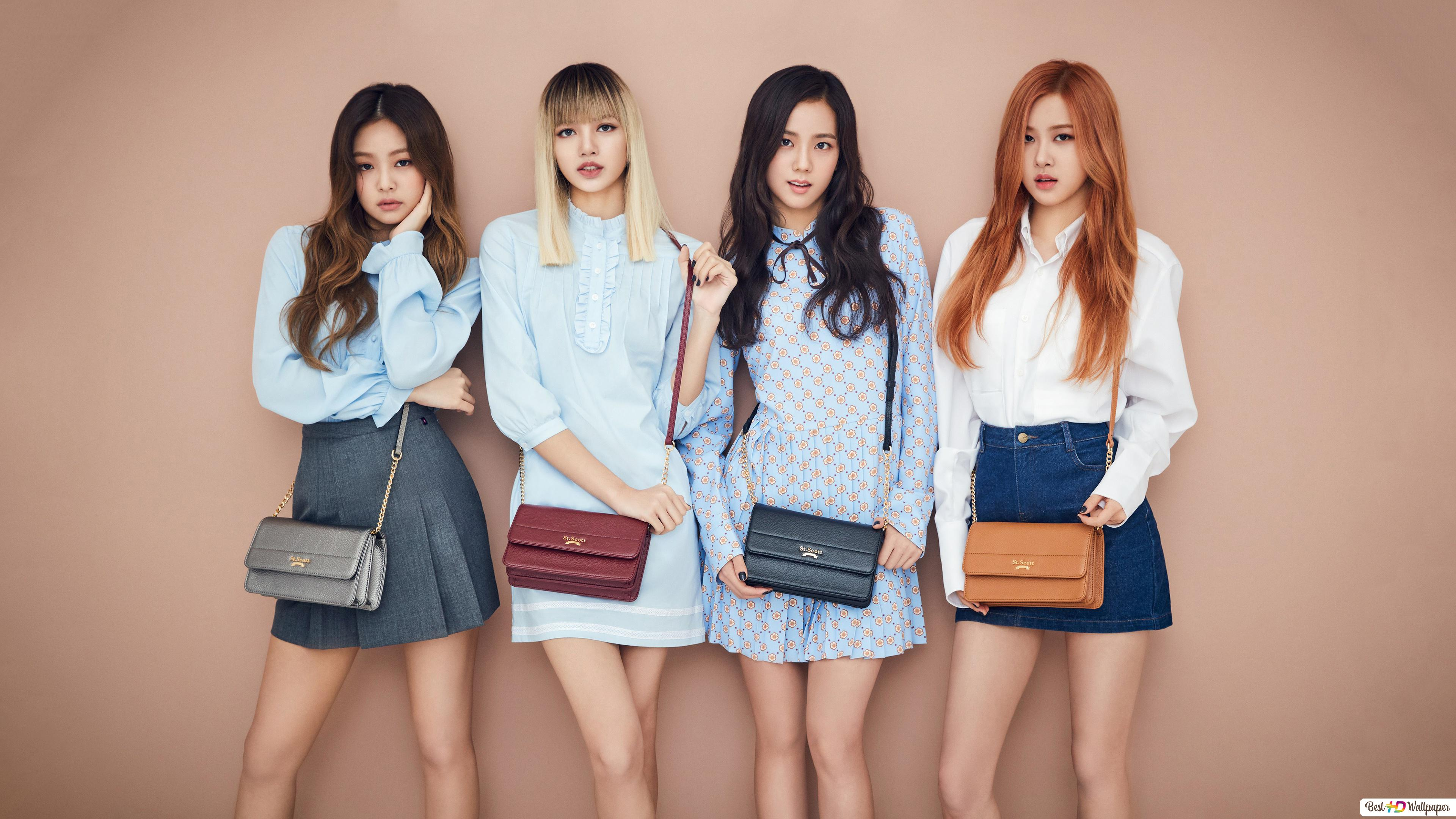 Gorgeous Blackpink Members Hd Wallpaper Download
