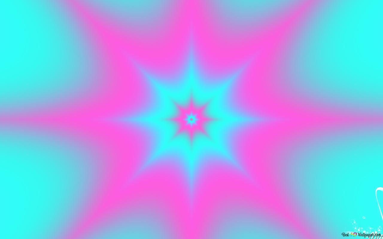 Gradient Star 2 Hd Wallpaper Download