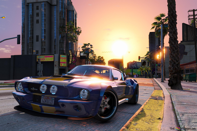 Grand Theft Auto V Hd Wallpaper Download