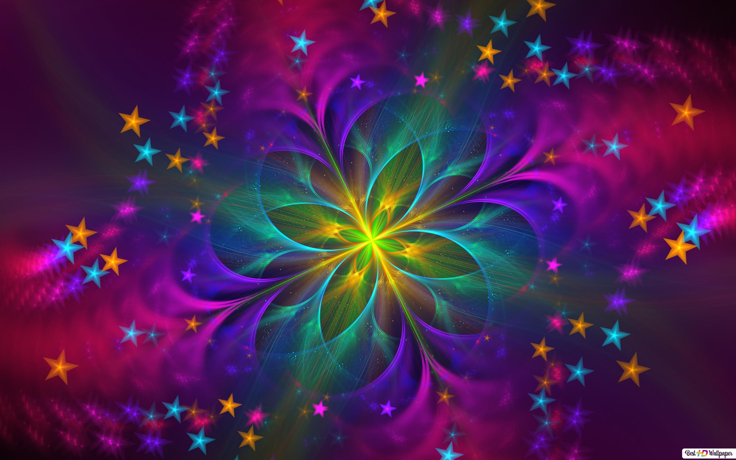 graphics colorful stars wallpaper 2560x1600 33819 7