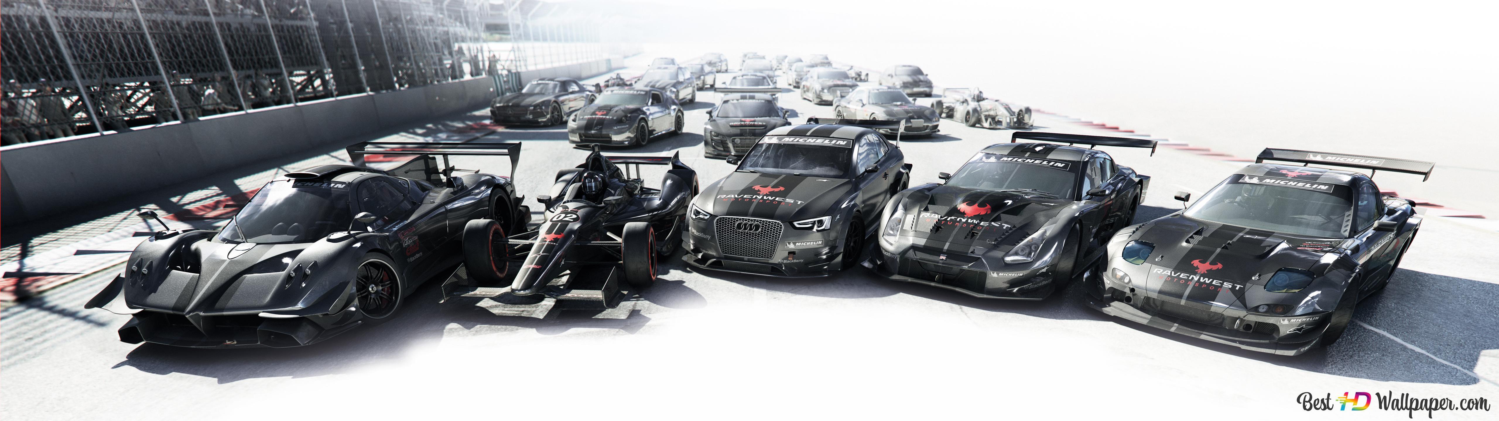 Grid Autosport - racing game HD wallpaper download