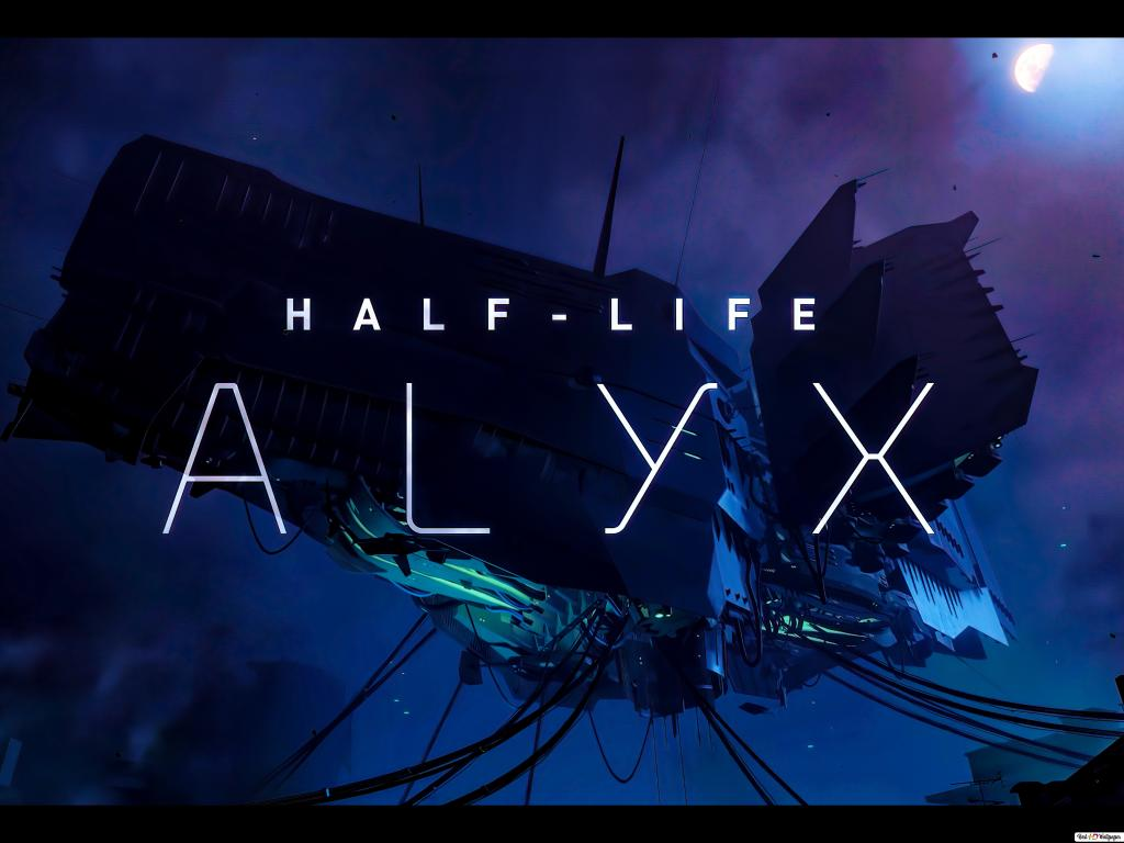 ハーフライフ Alyx 04 8k 4k 壁紙 Hd壁紙のダウンロード