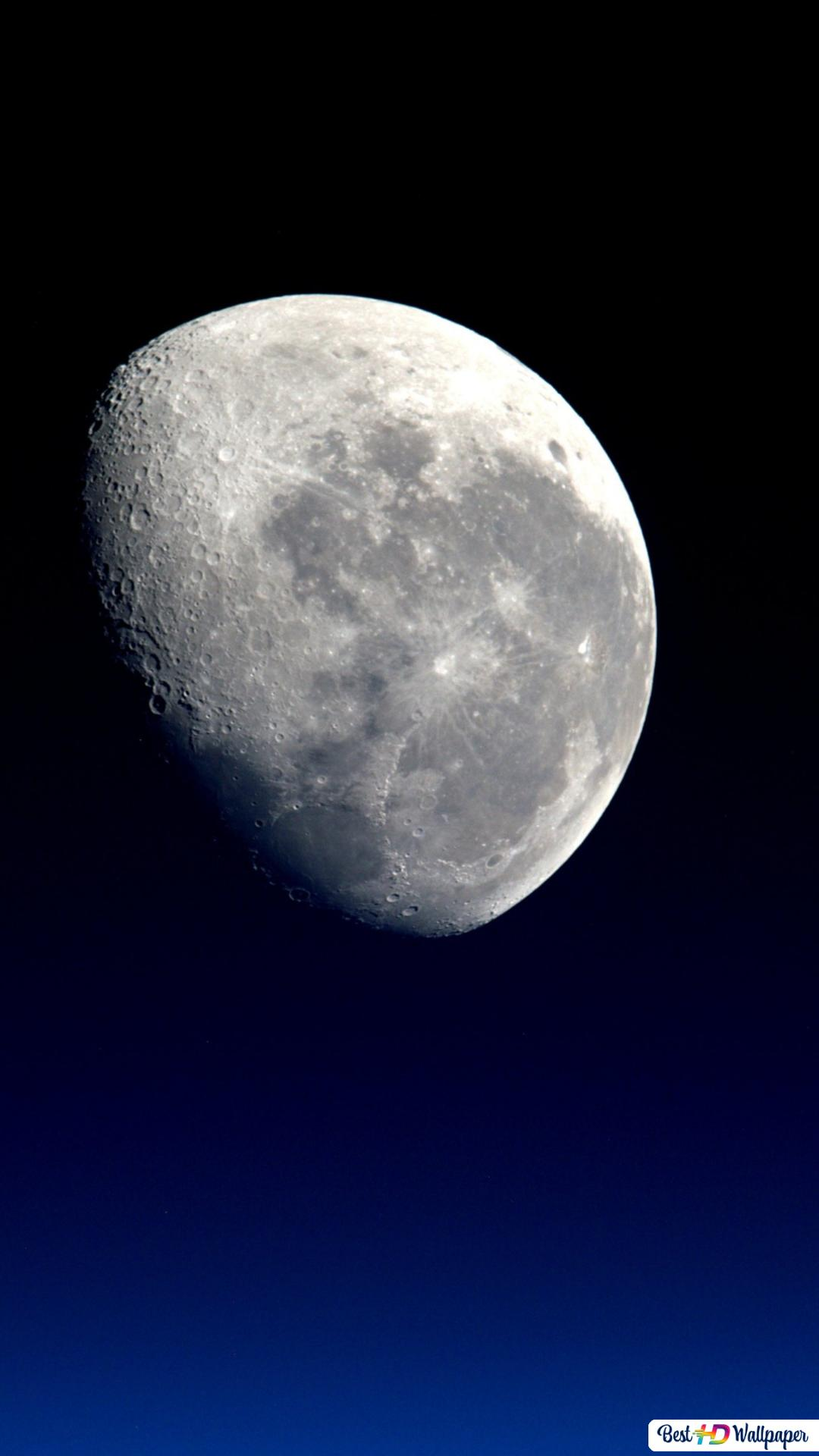 half moon wallpaper 1080x1920 4071 165