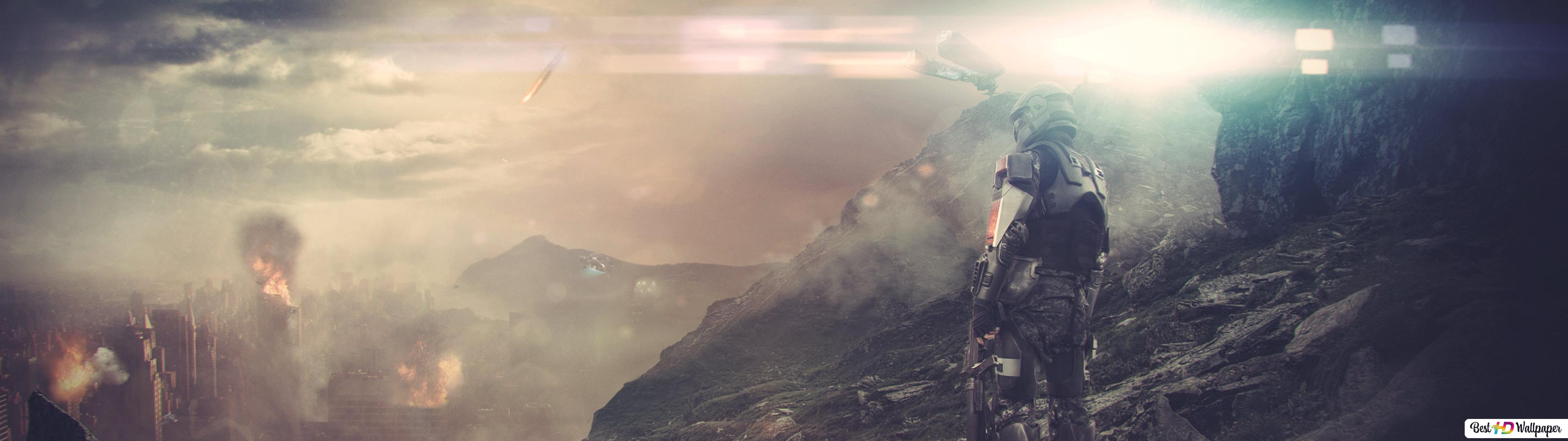 Halo 3 Odst Hd Wallpaper Download