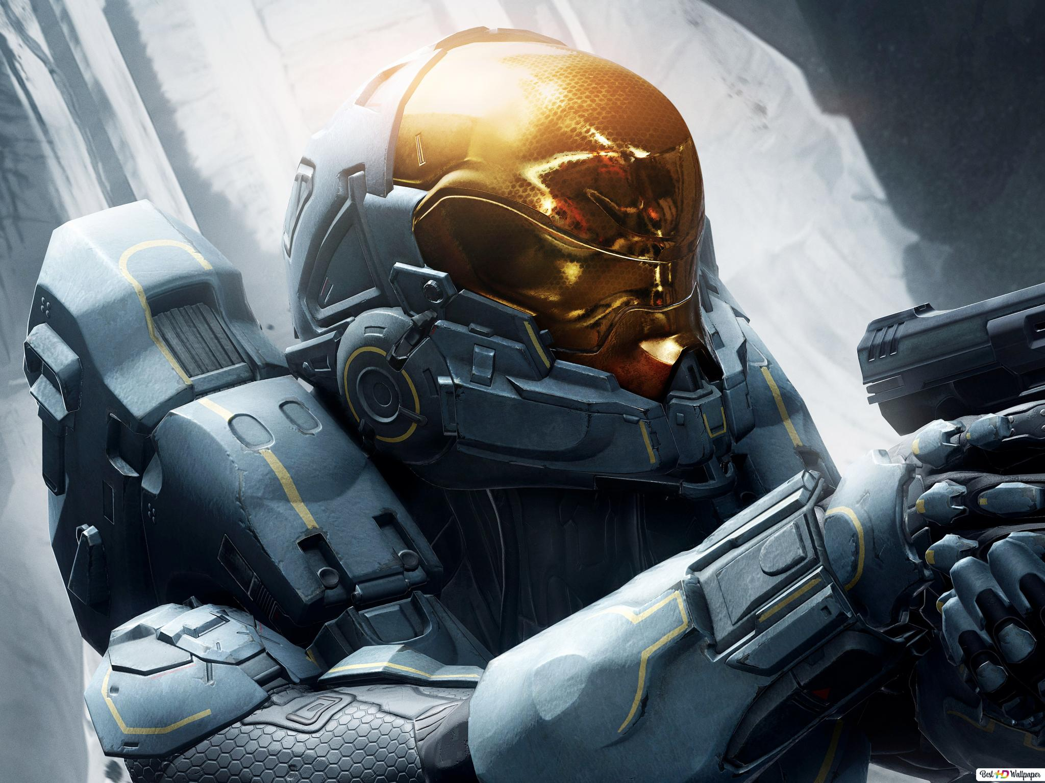 Halo 5 Guardians Kelly Hd Wallpaper Download