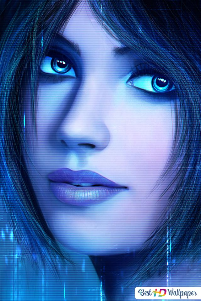 Halo Combat Evolved Game Cortana Ai Hd Wallpaper Download