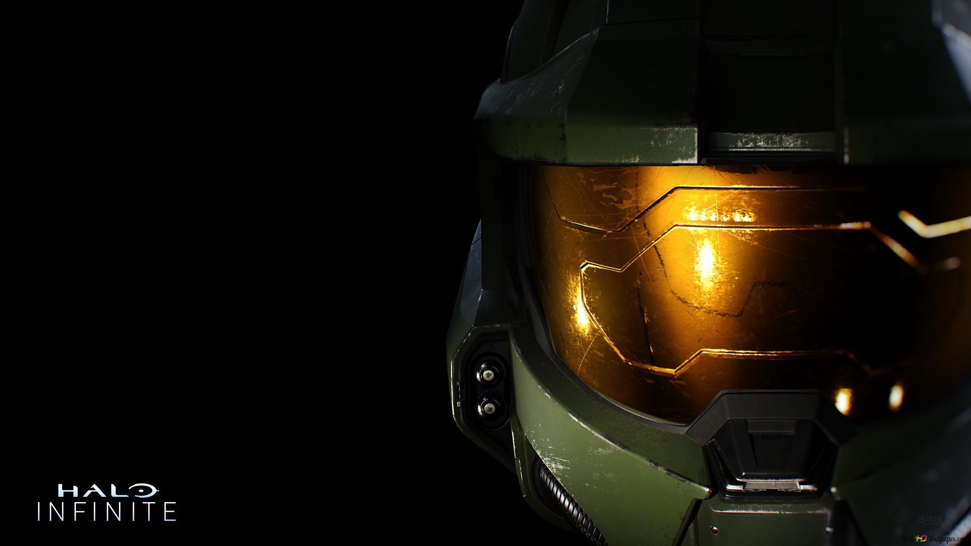 Halo Infinite Hd Wallpaper Download