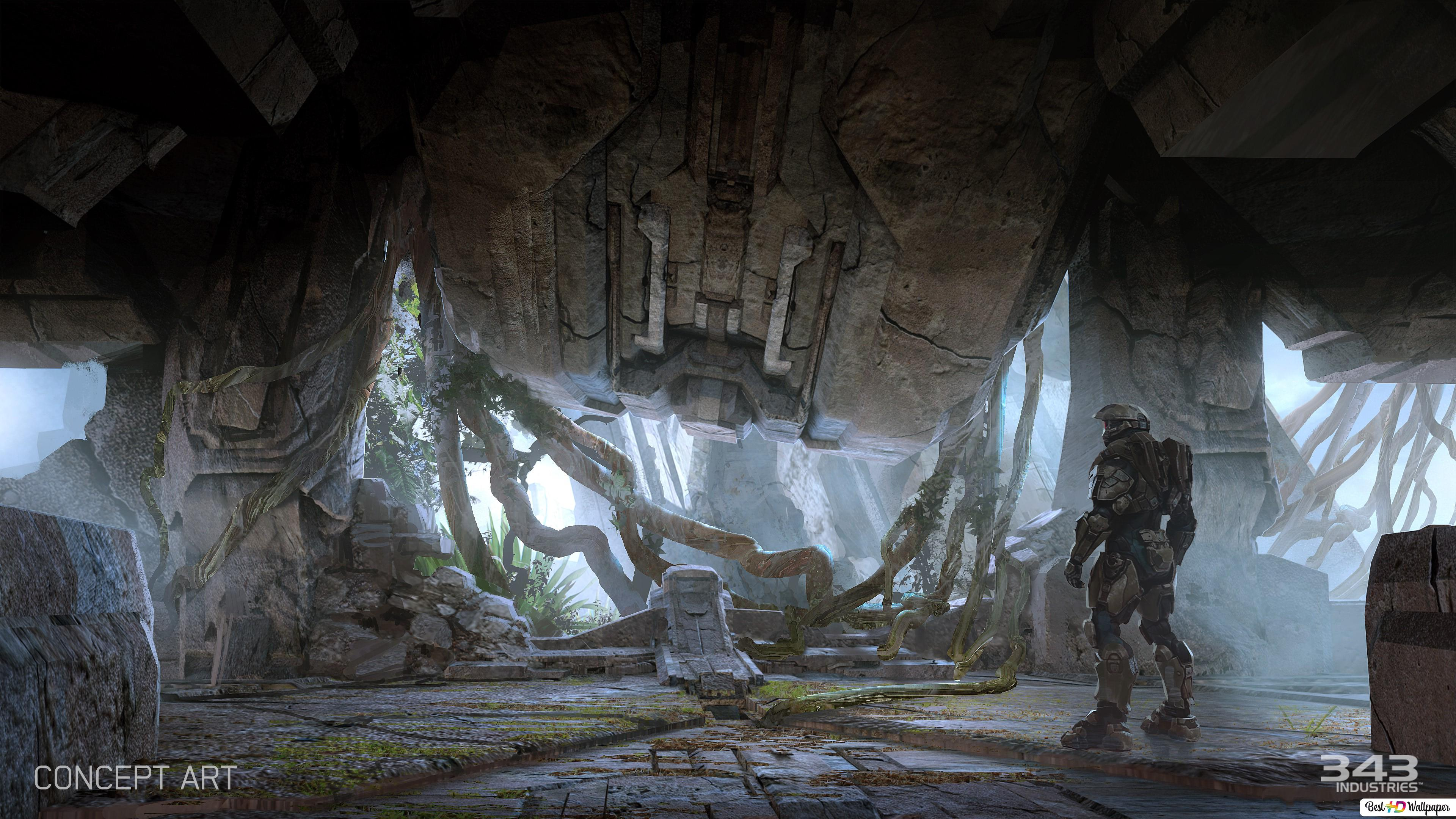 Halo The Master Chief Collection Hd Wallpaper Download