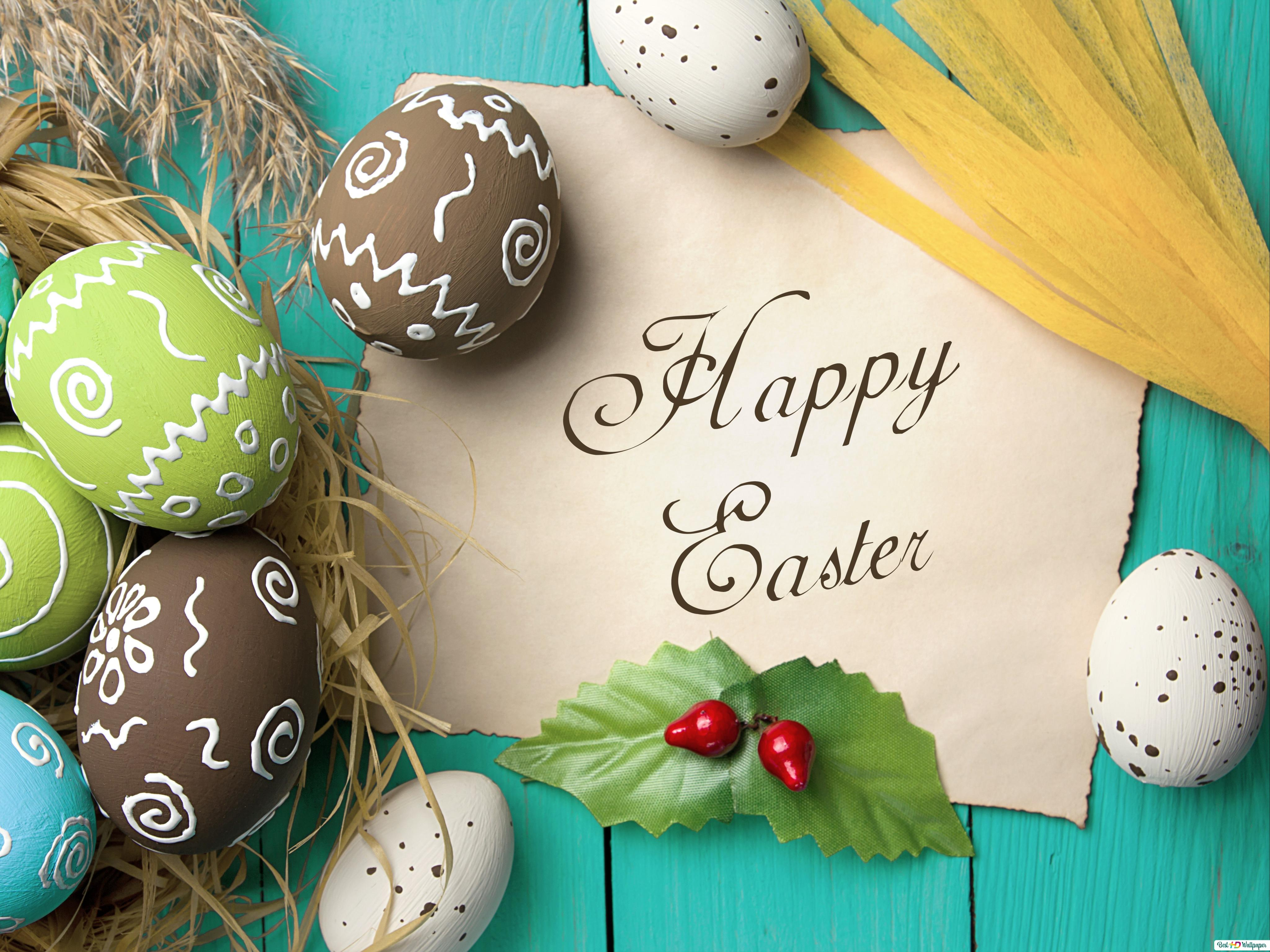 Обои Easter, пасхальные яйца, Happy easter, яйца. Праздники foto 17