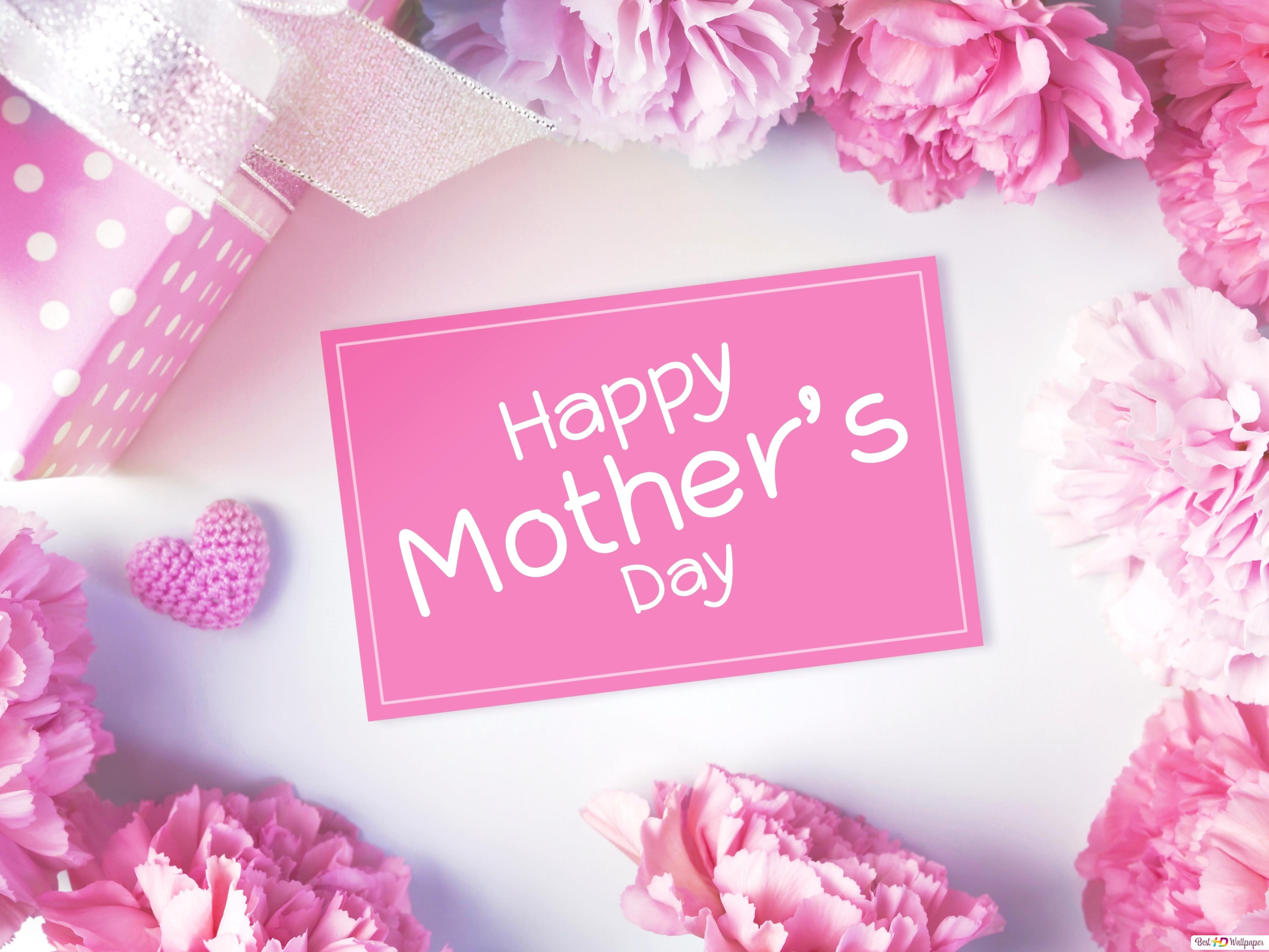 Happy Mother S Day Heartwarming Greetings Hd Wallpaper Download