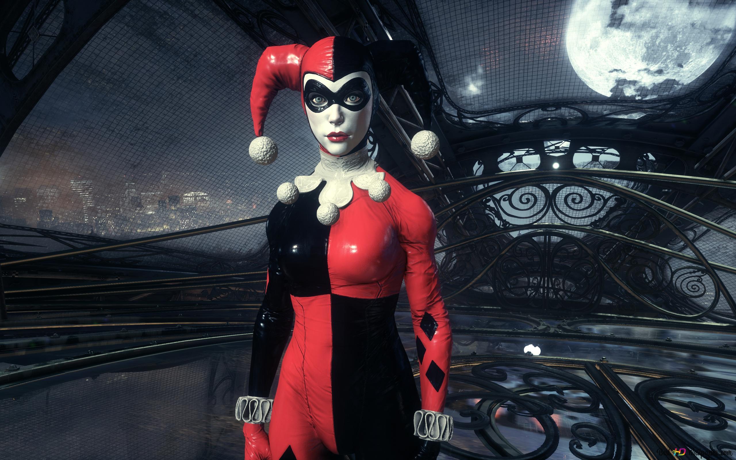Harley Quinn Jokers Sidekick Hd Wallpaper Download