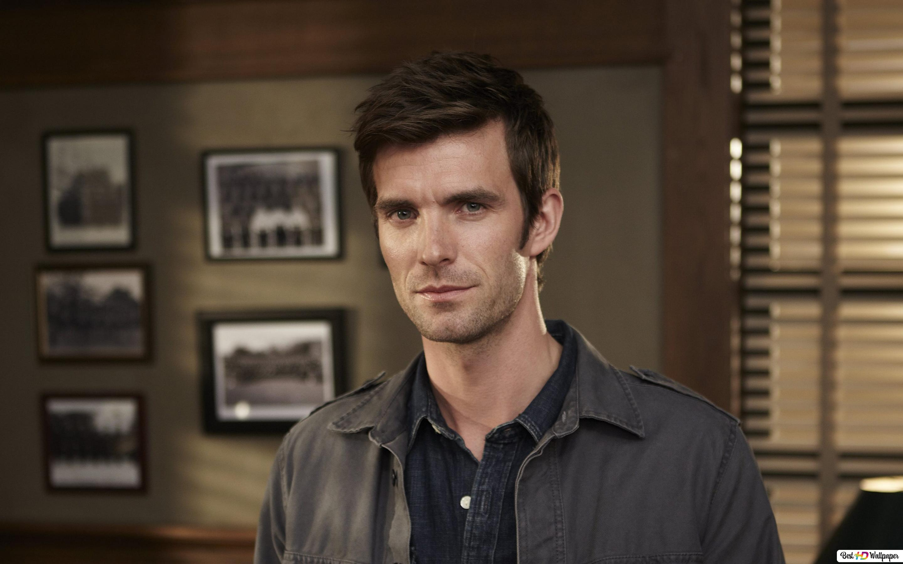 Watch Lucas Bryant video