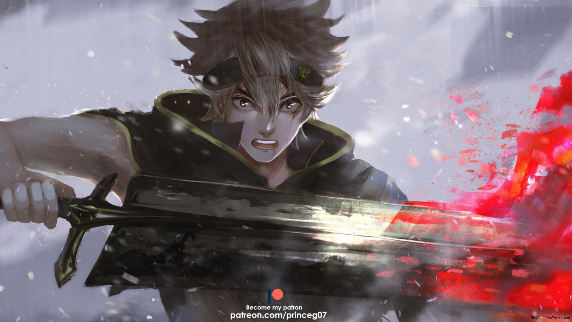Wallpaper Anime Black Clover 3d gambar ke 17