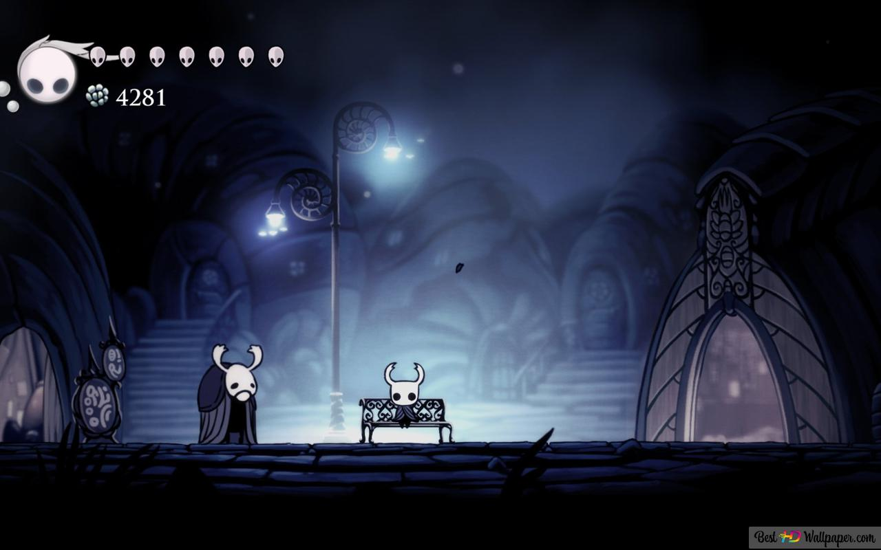 Hollow Knight Video Game Hd Wallpaper Download