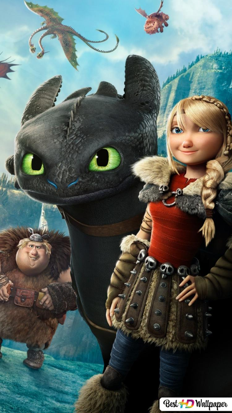 How To Train Your Dragon 2 Movie Hd Wallpaper Download