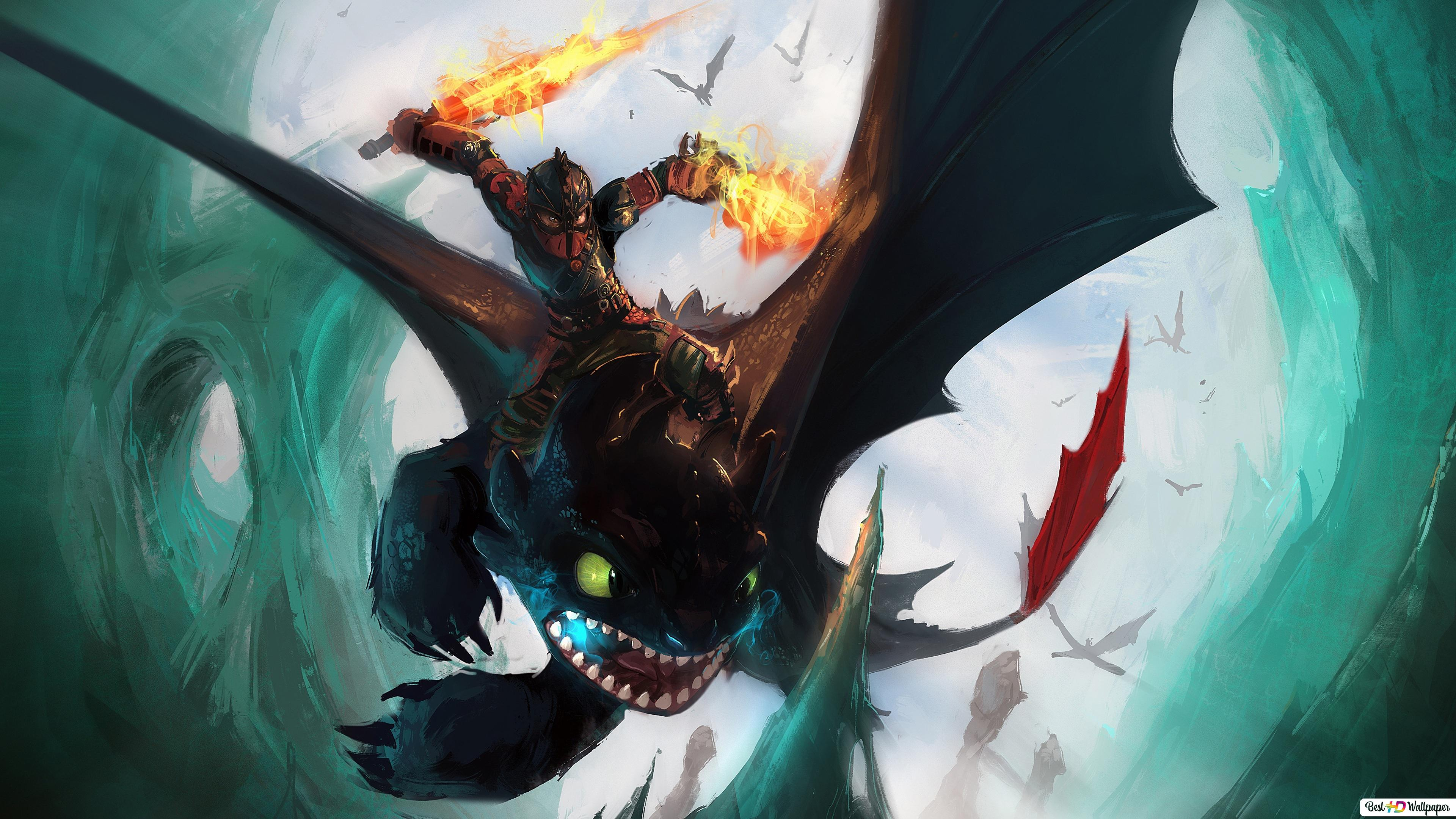 How To Train Your Dragon 2 Hd Wallpaper Download