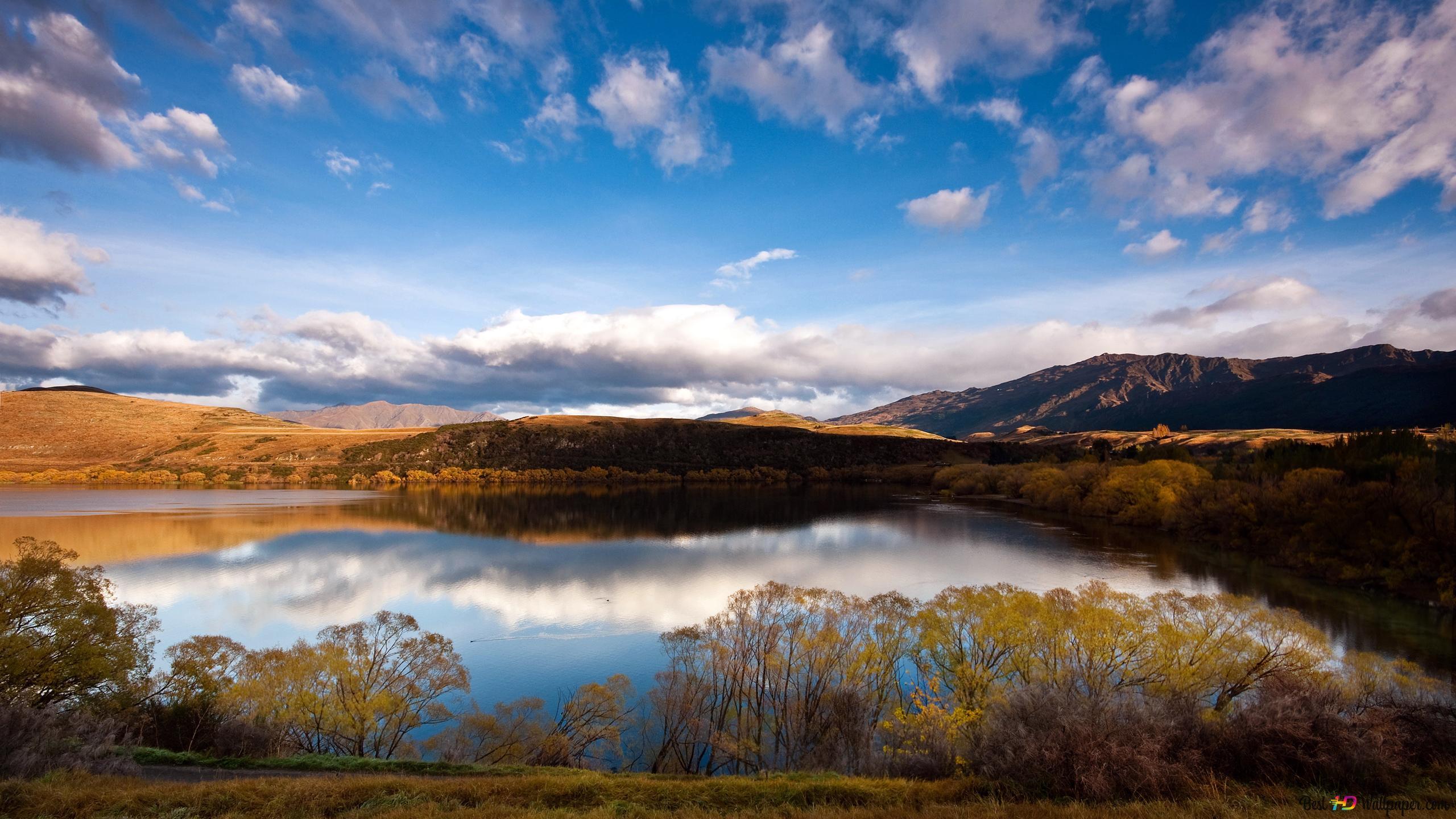 湖の美しい景色 Hd壁紙のダウンロード