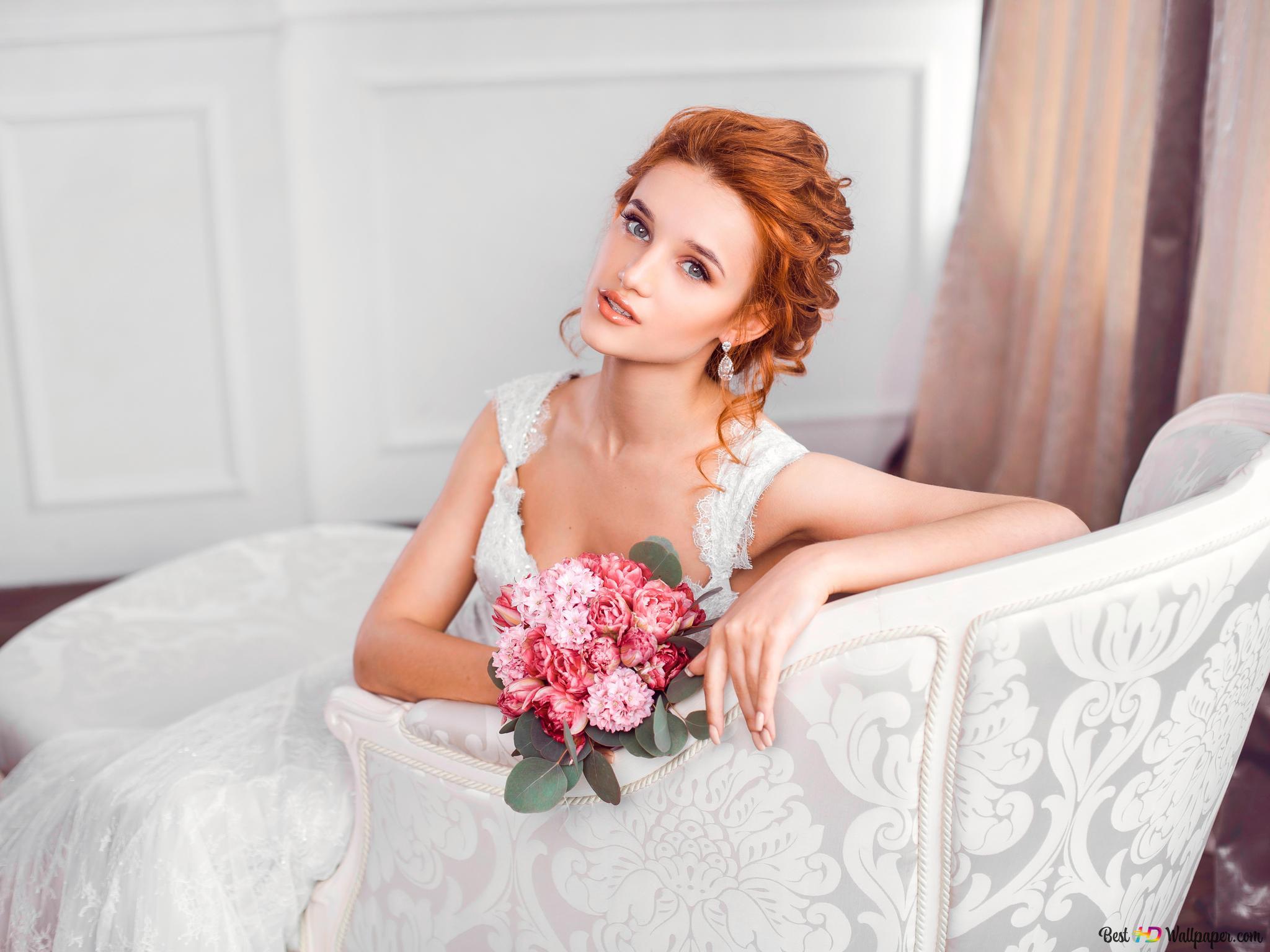 花嫁 ウェディングドレス Hd壁紙のダウンロード