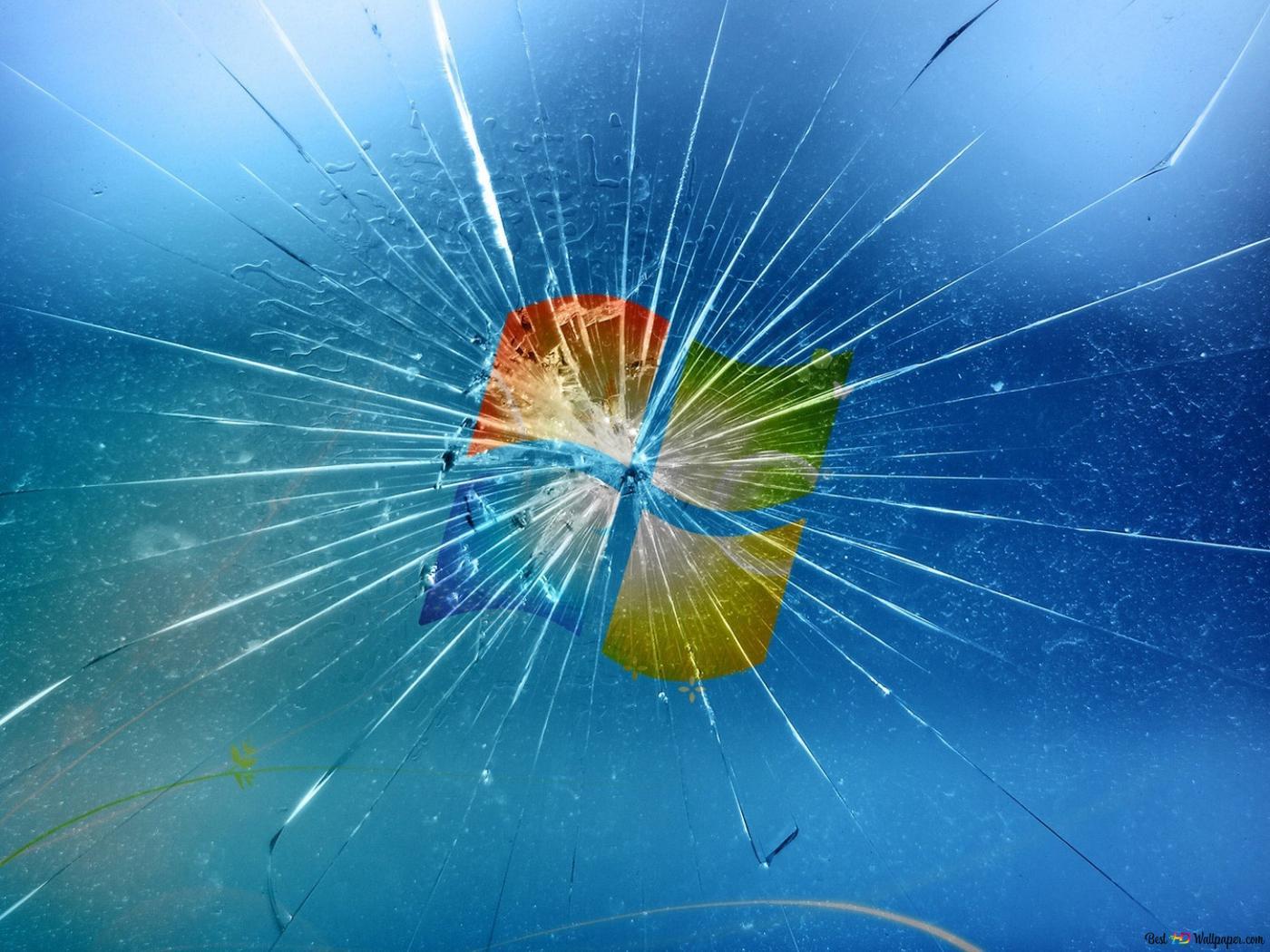 壊れた窓 Hd壁紙のダウンロード