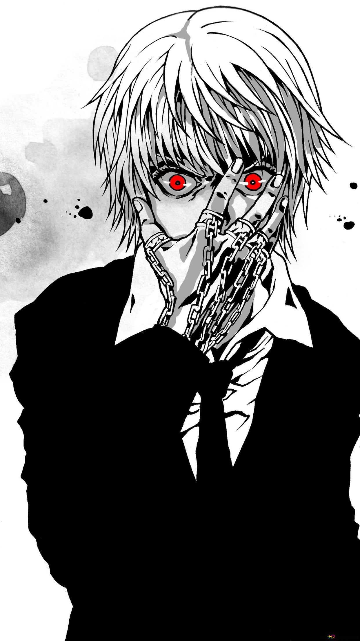 Hunter X Hunter Kurapika Pairo Hd Hintergrundbilder
