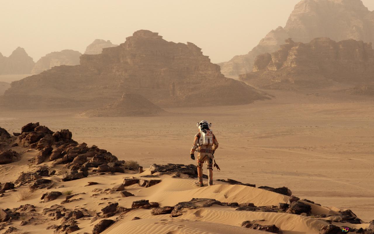 火星高清壁紙下載