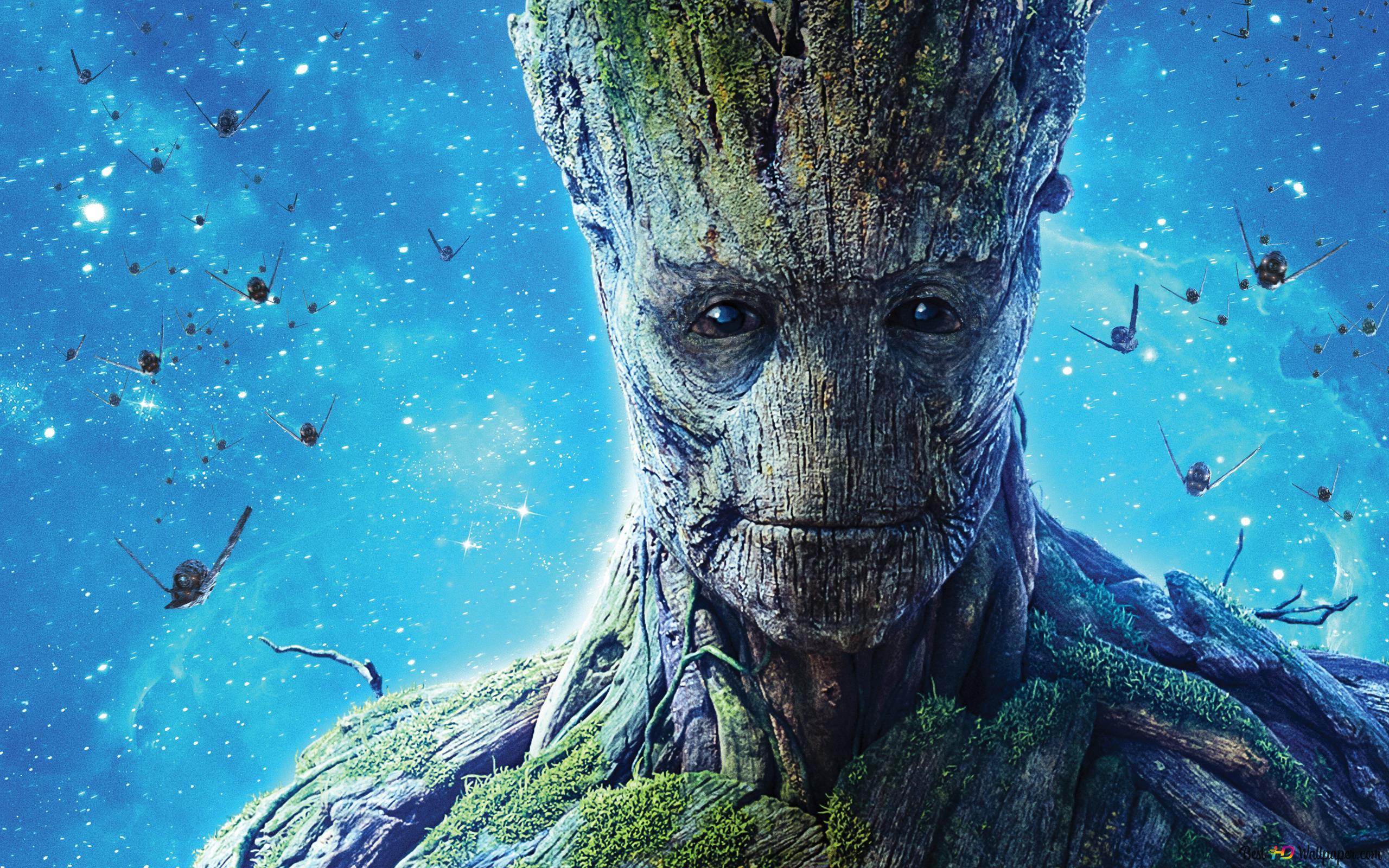 I Am Groot Hd Wallpaper Download