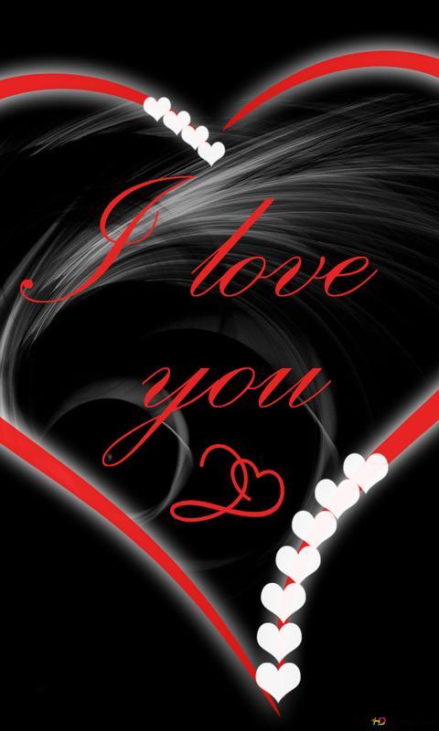 I Love You 2 Hd Wallpaper Download