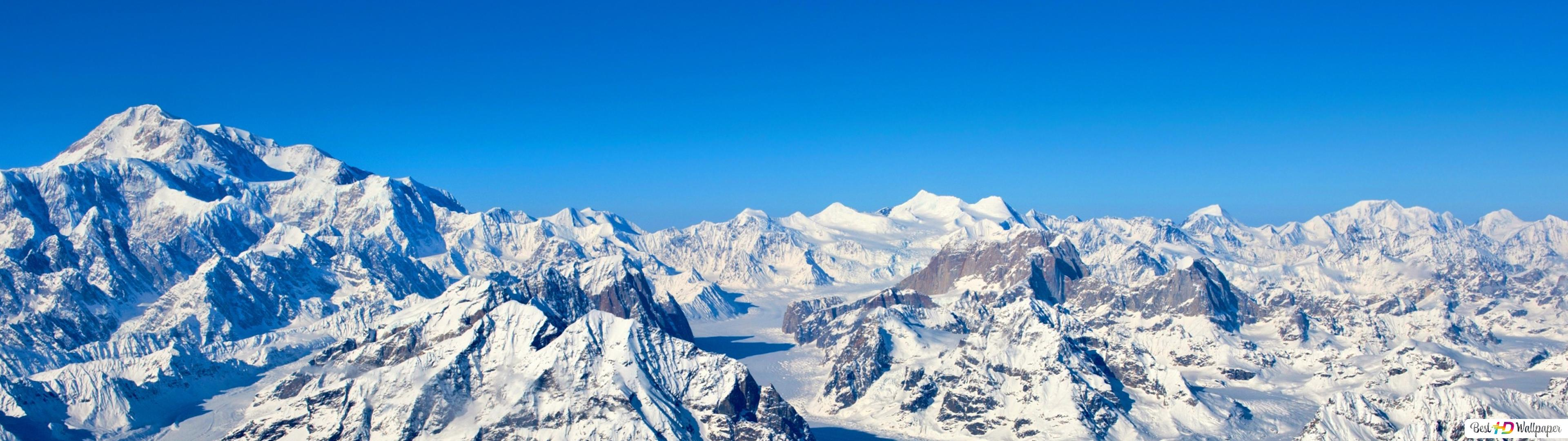 Ice Mountain Hd Wallpaper Download
