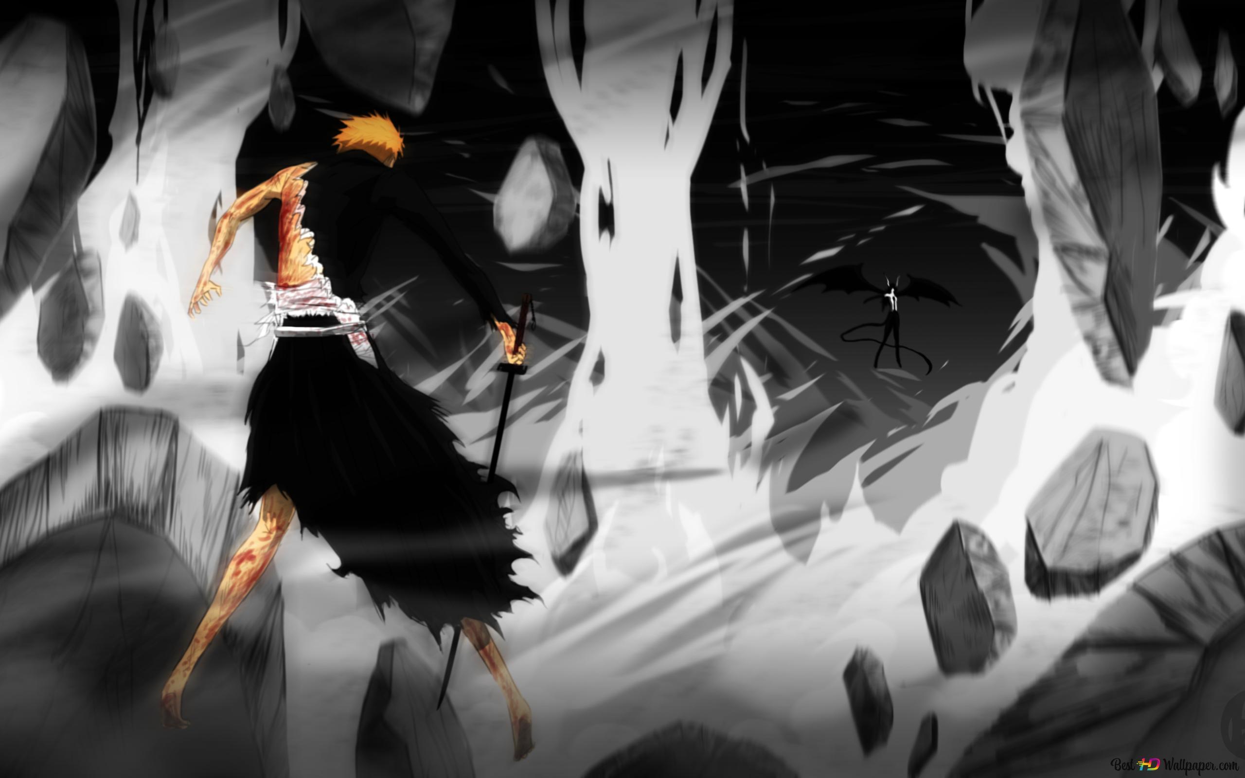 Ichigo Kurosaki Of Bleach HD Wallpaper Download