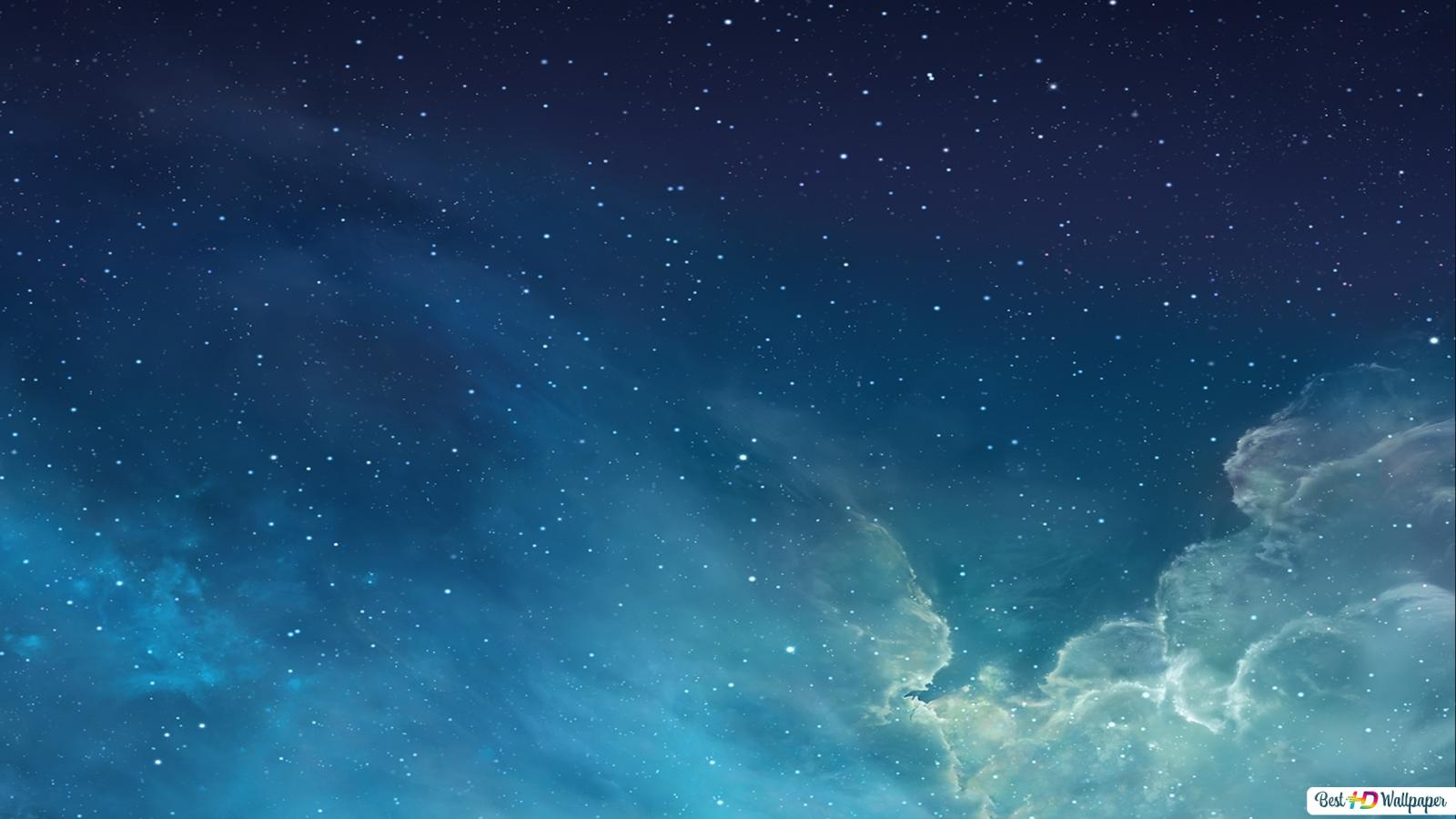 Ios 7銀河の壁紙 Hd壁紙のダウンロード