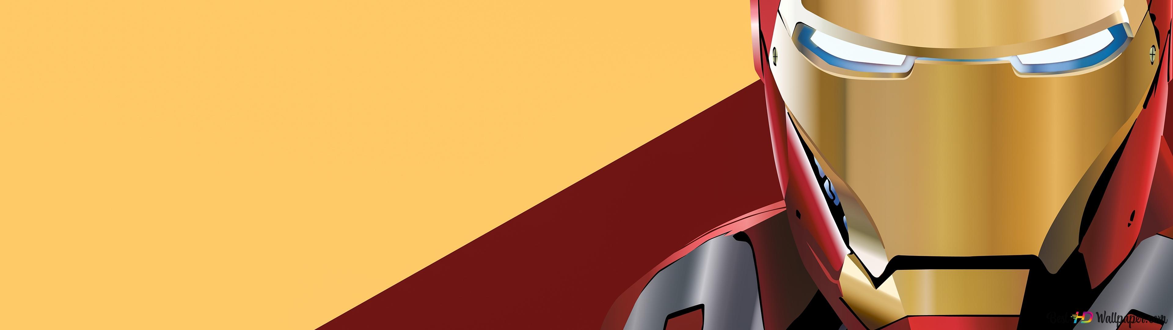 Iron Man Marvel Comics Hd Wallpaper Download