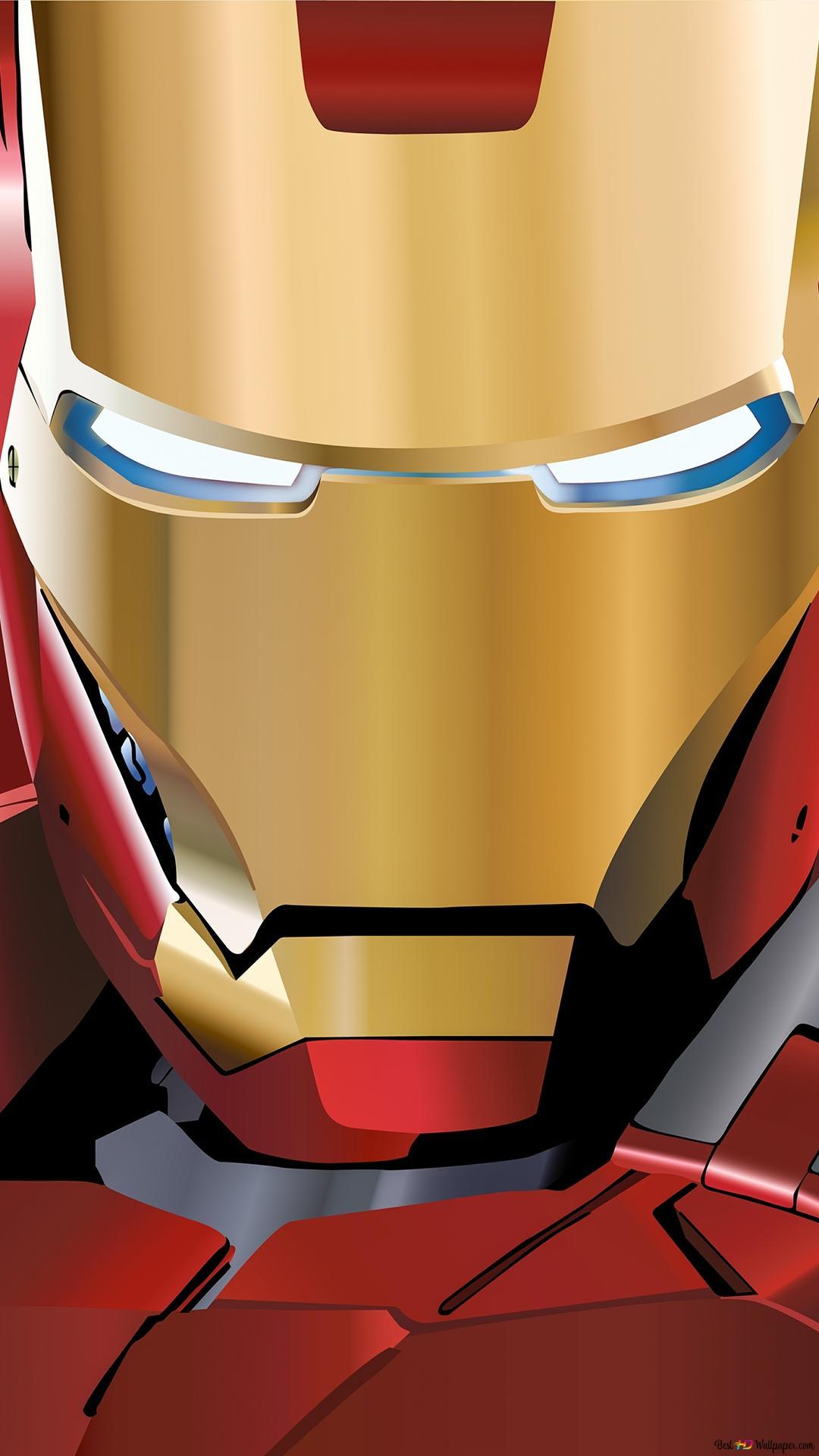 Iron Man Wunder Comics Hd Hintergrundbilder Herunterladen
