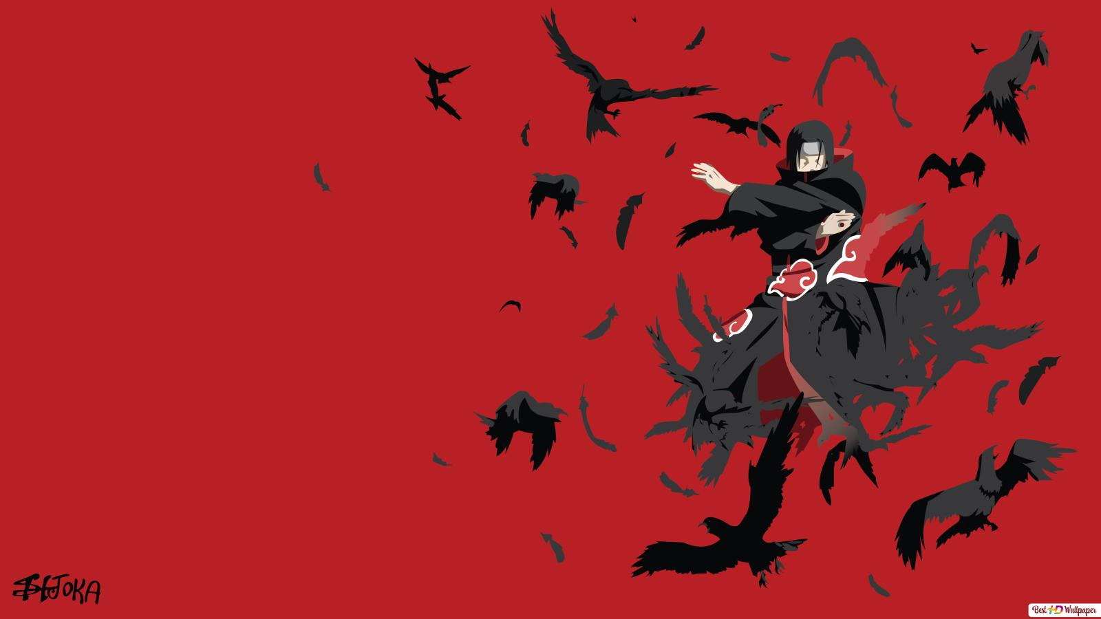 Itachi Uchiha HD Wallpaper Download