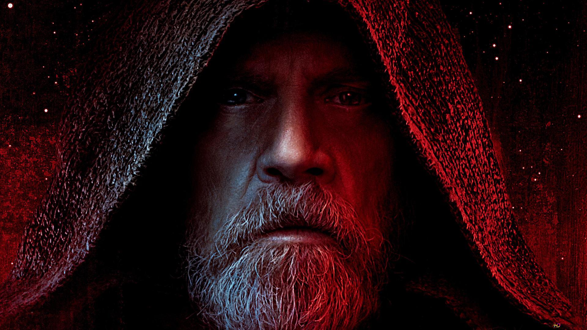 Jedi Master Luke Skywalker Hd Wallpaper Download
