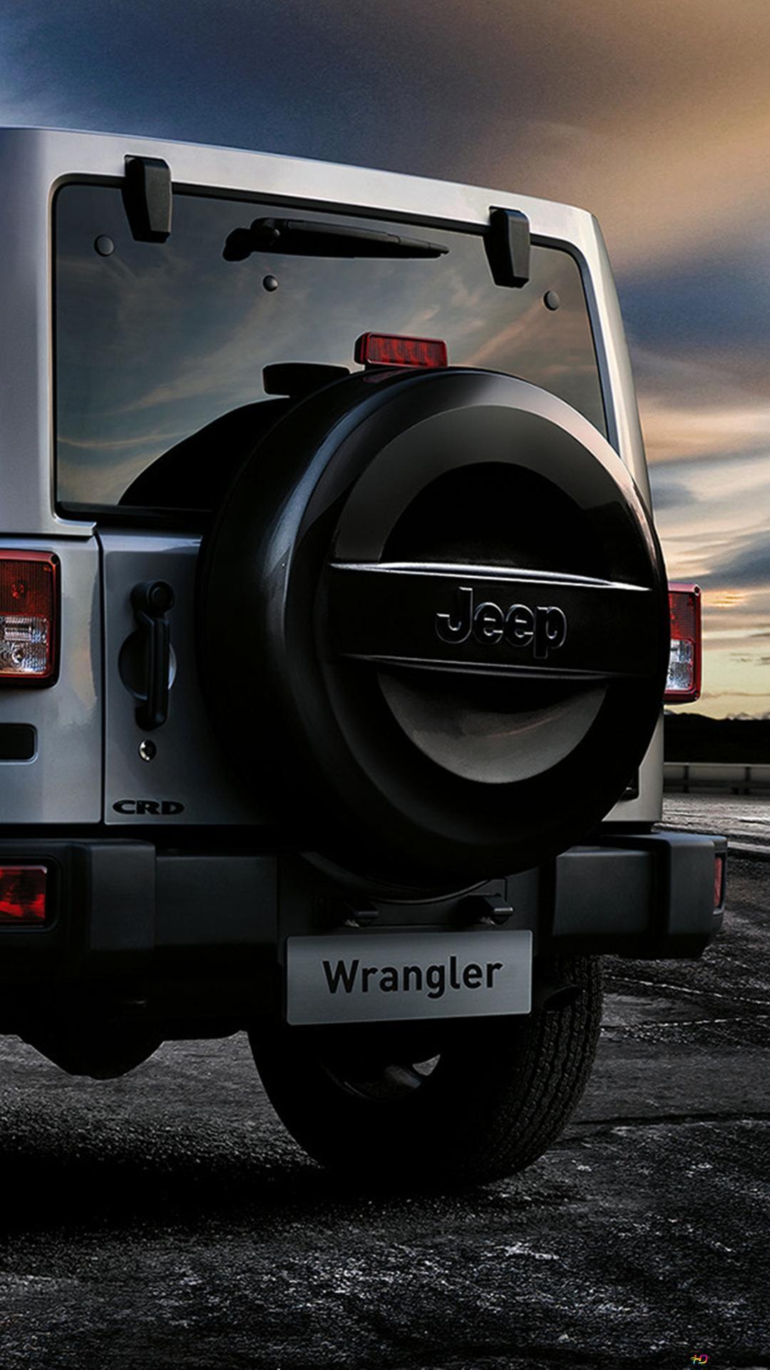 Jeep Wrangler 4k Hd Tapety Do Pobrania