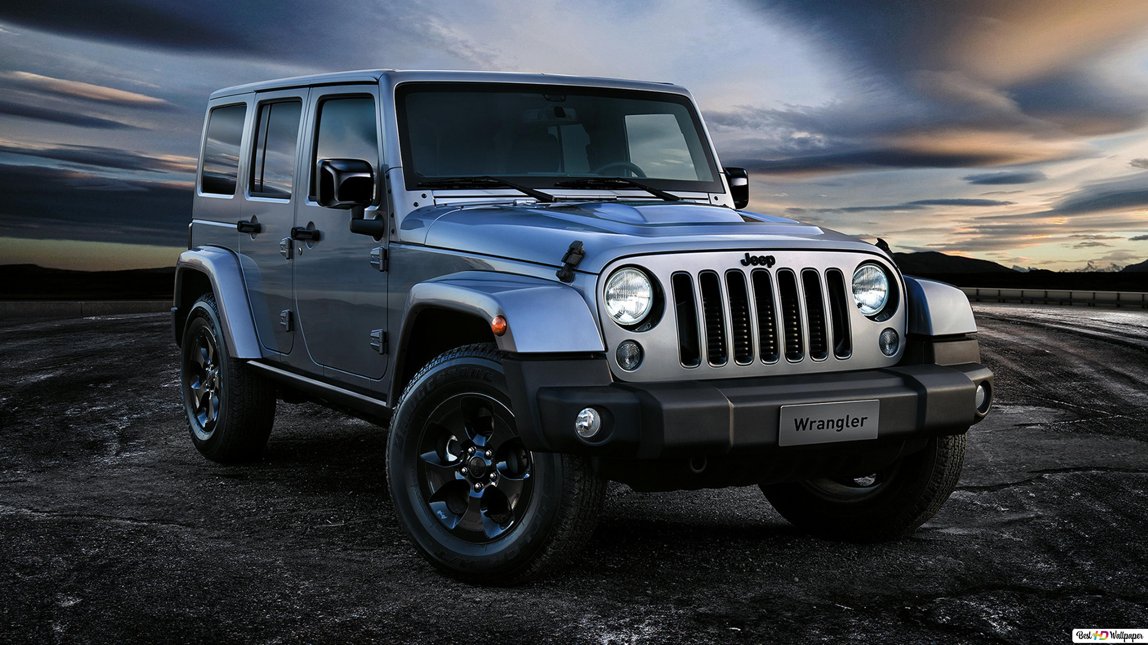 Jeep Wrangler HD wallpaper download