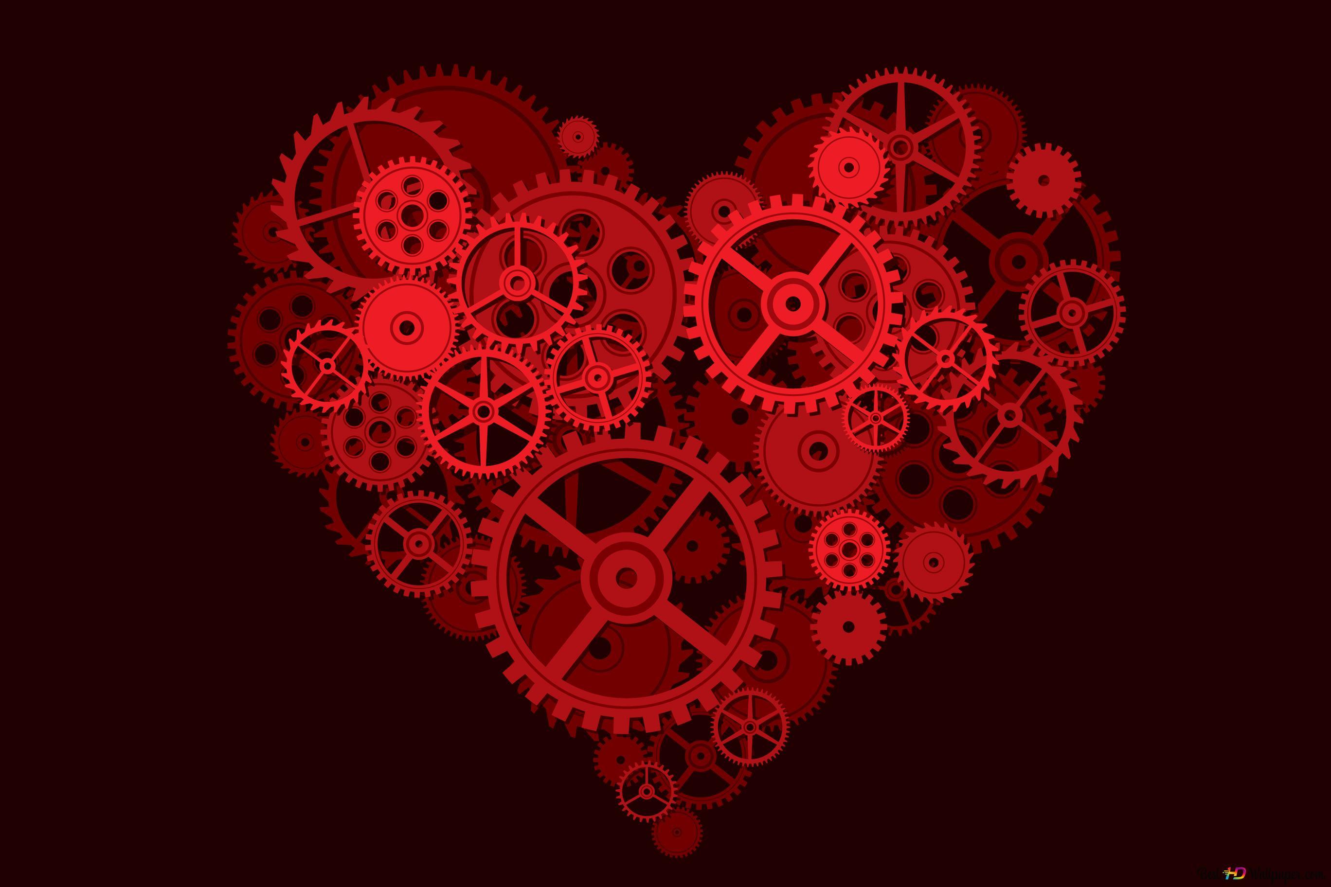 機械の心 Hd壁紙のダウンロード