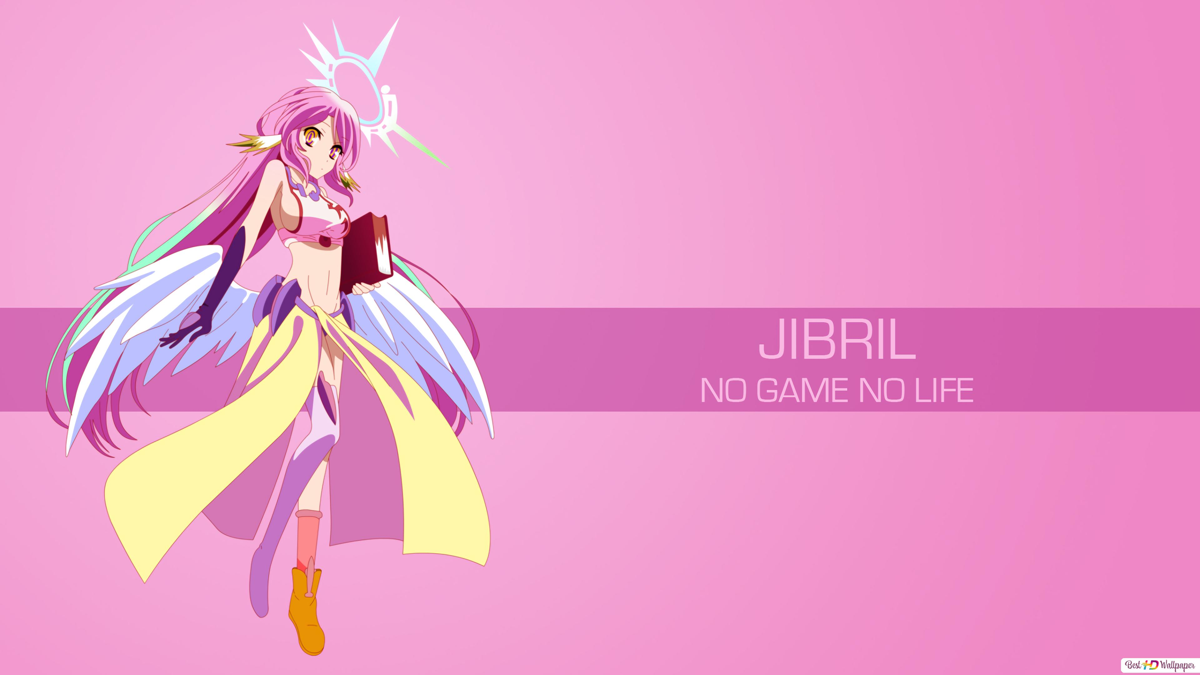 Jibril No Game No Life Hd Wallpaper Download